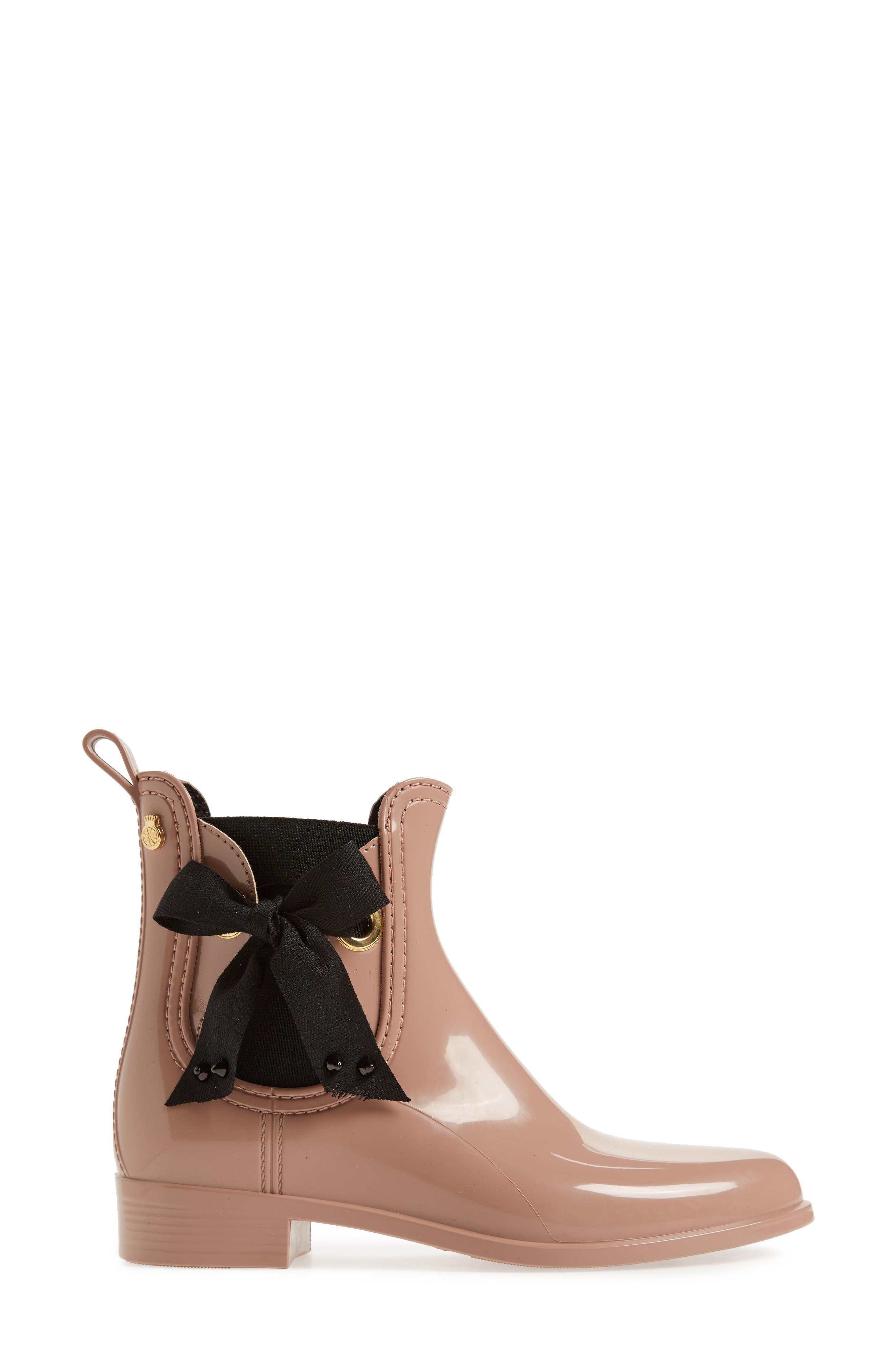 Alternate Image 3  - Lemon Jelly Haley Waterproof Chelsea Boot (Women)