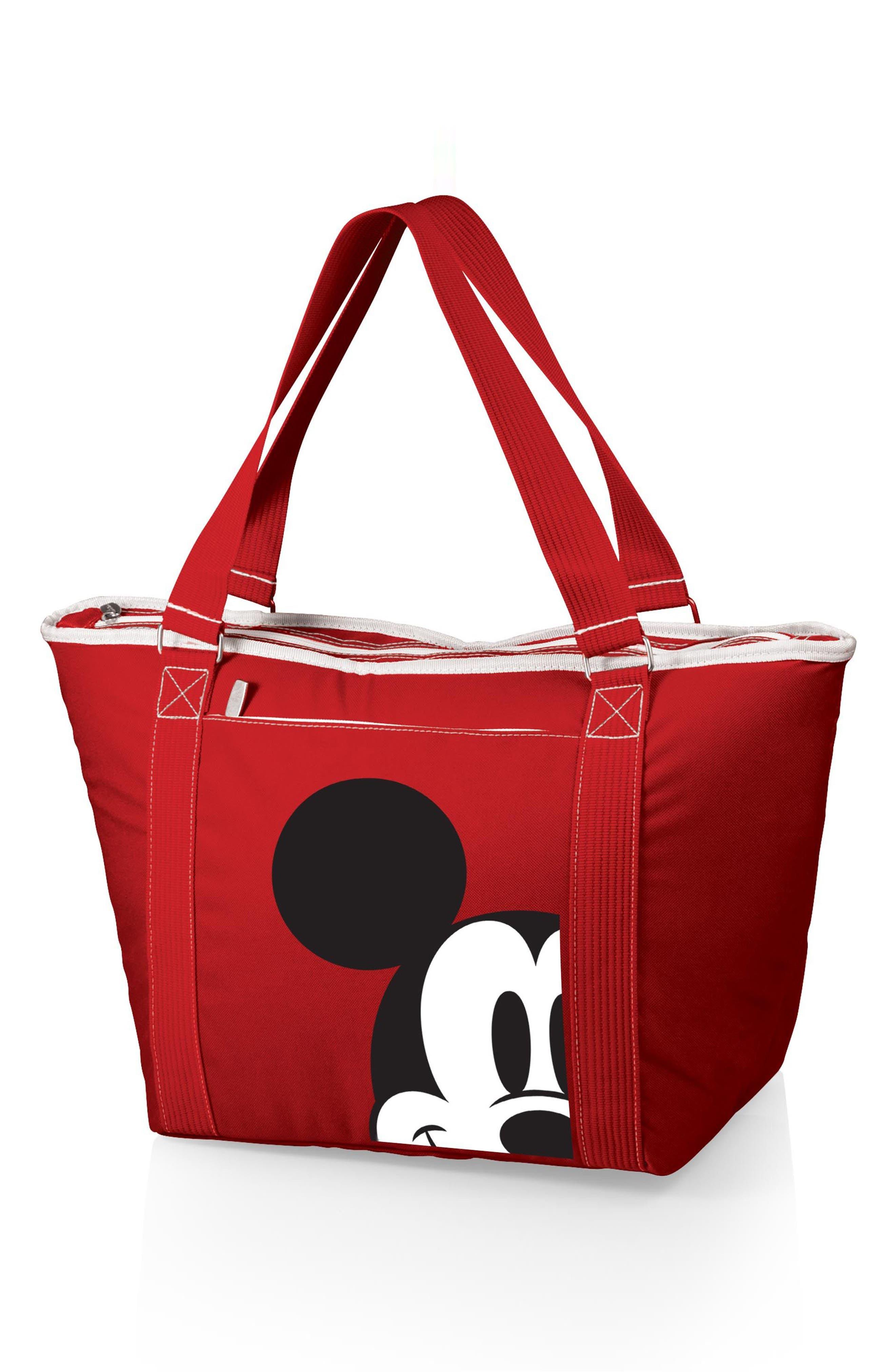 Disney<sup>®</sup> Mickey Mouse Topanga Cooler Tote,                             Main thumbnail 1, color,                             Mickey