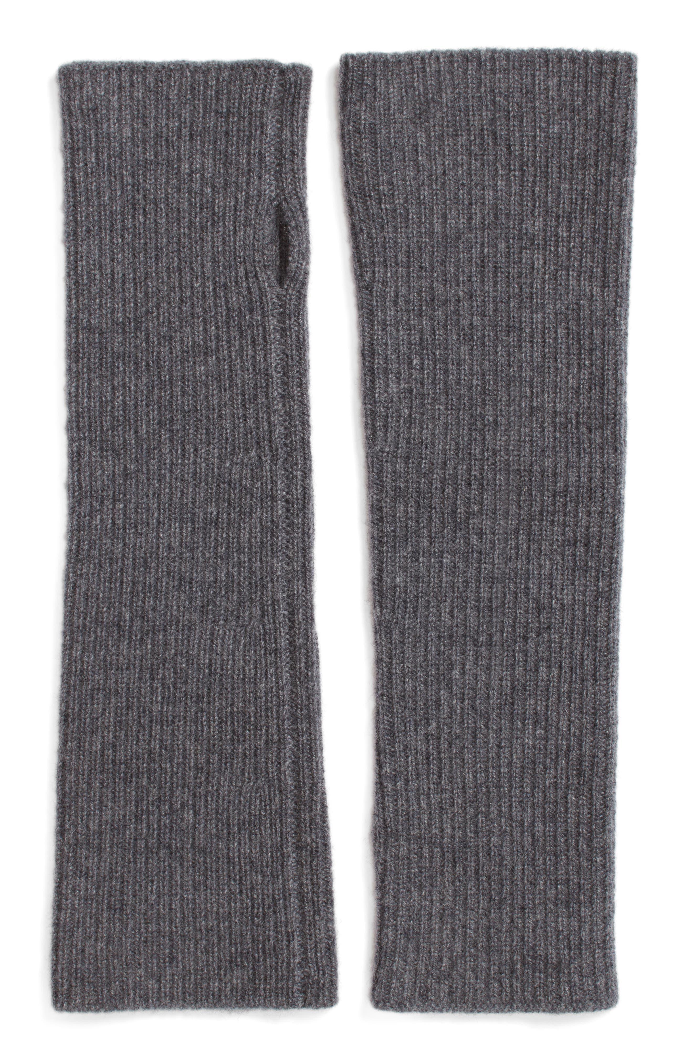 Alternate Image 1 Selected - Halogen® Cashmere Arm Warmers