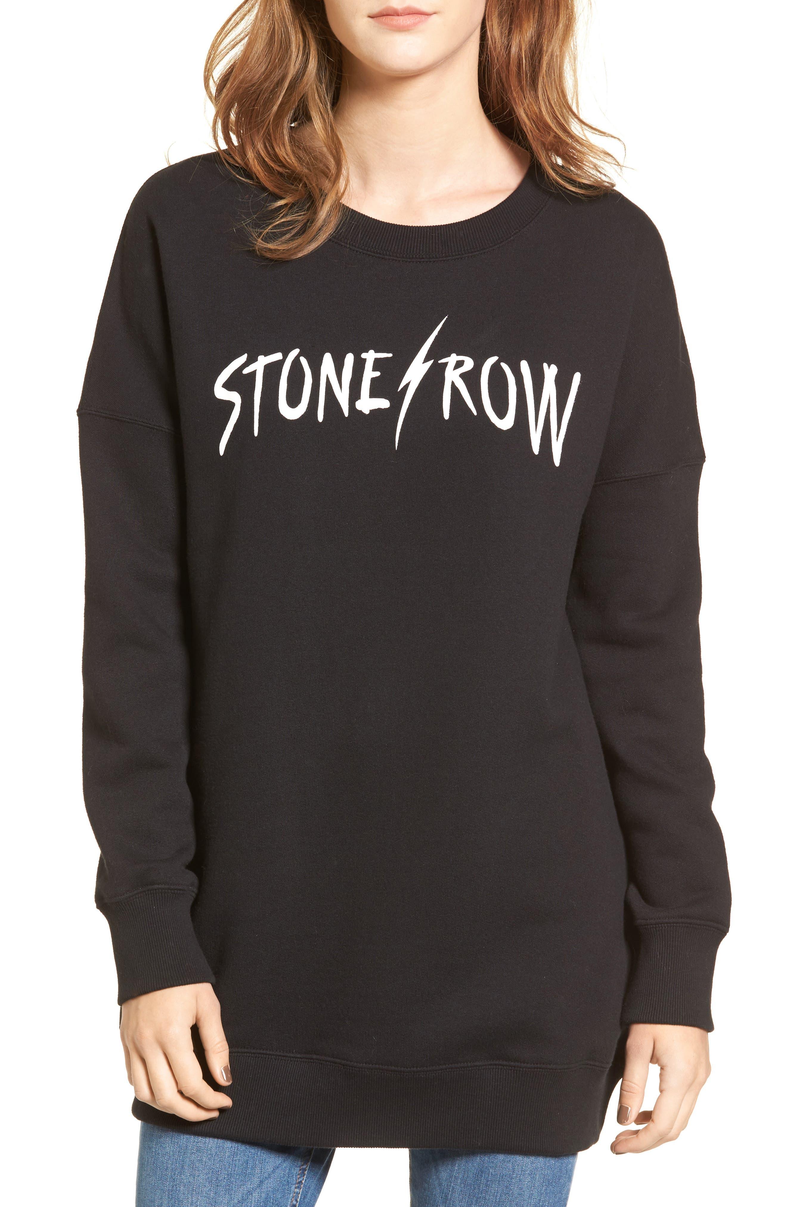Me Too Sweatshirt,                         Main,                         color, Black