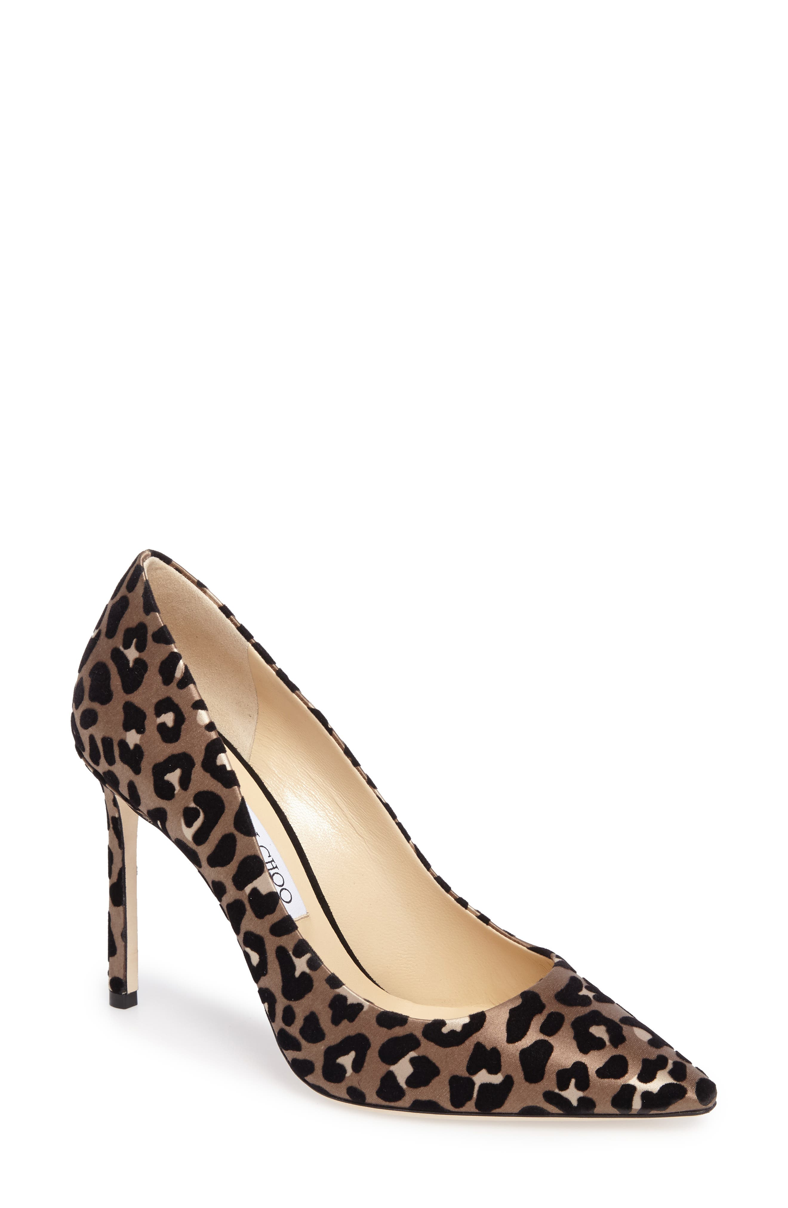 Main Image - Jimmy Choo Romy Pointy Toe Pump (Women)