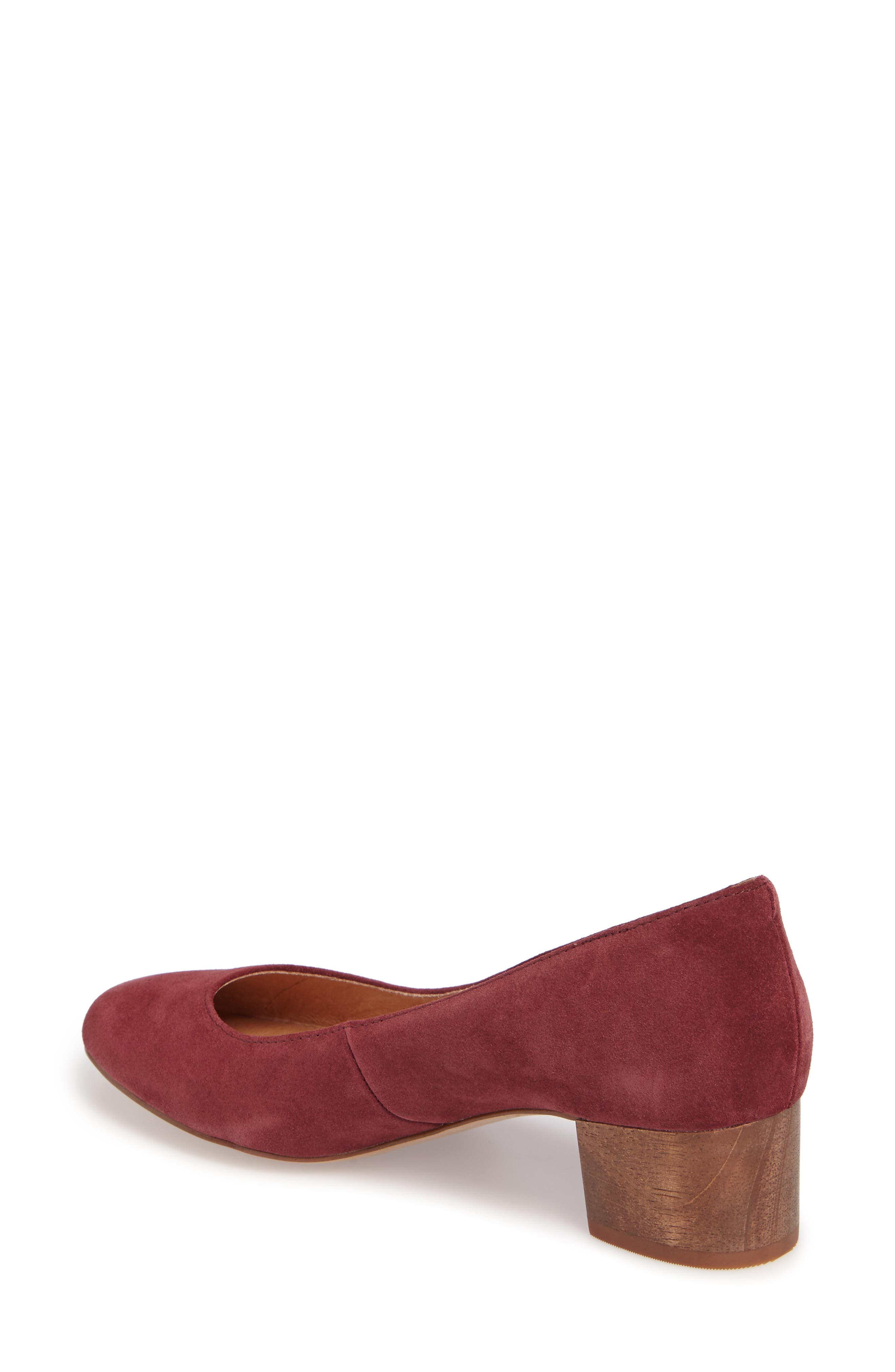 Alternate Image 2  - Madewell Ella Pump (Women)