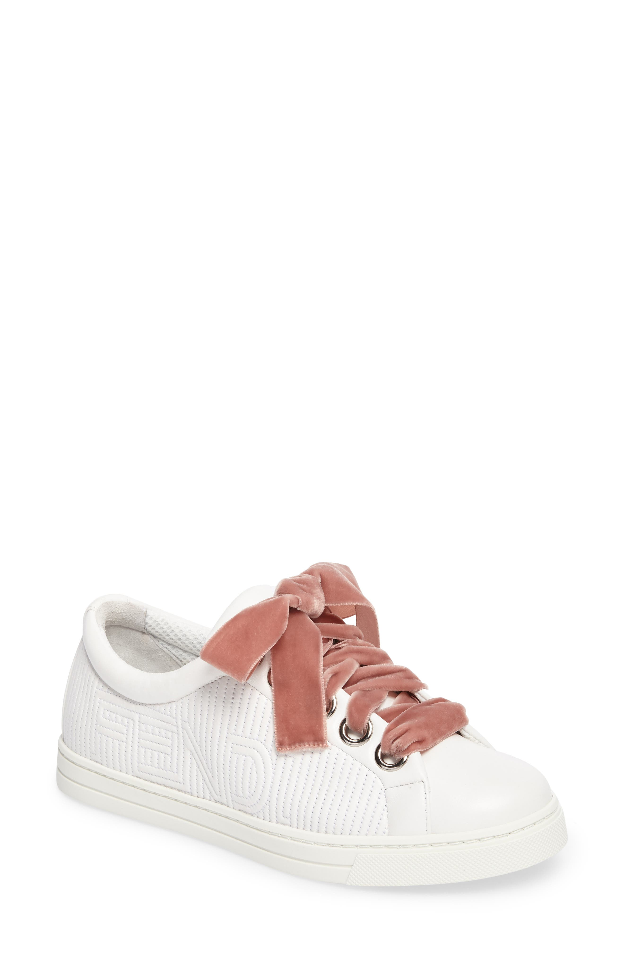 Fendi Matelassé Sneaker (Women)