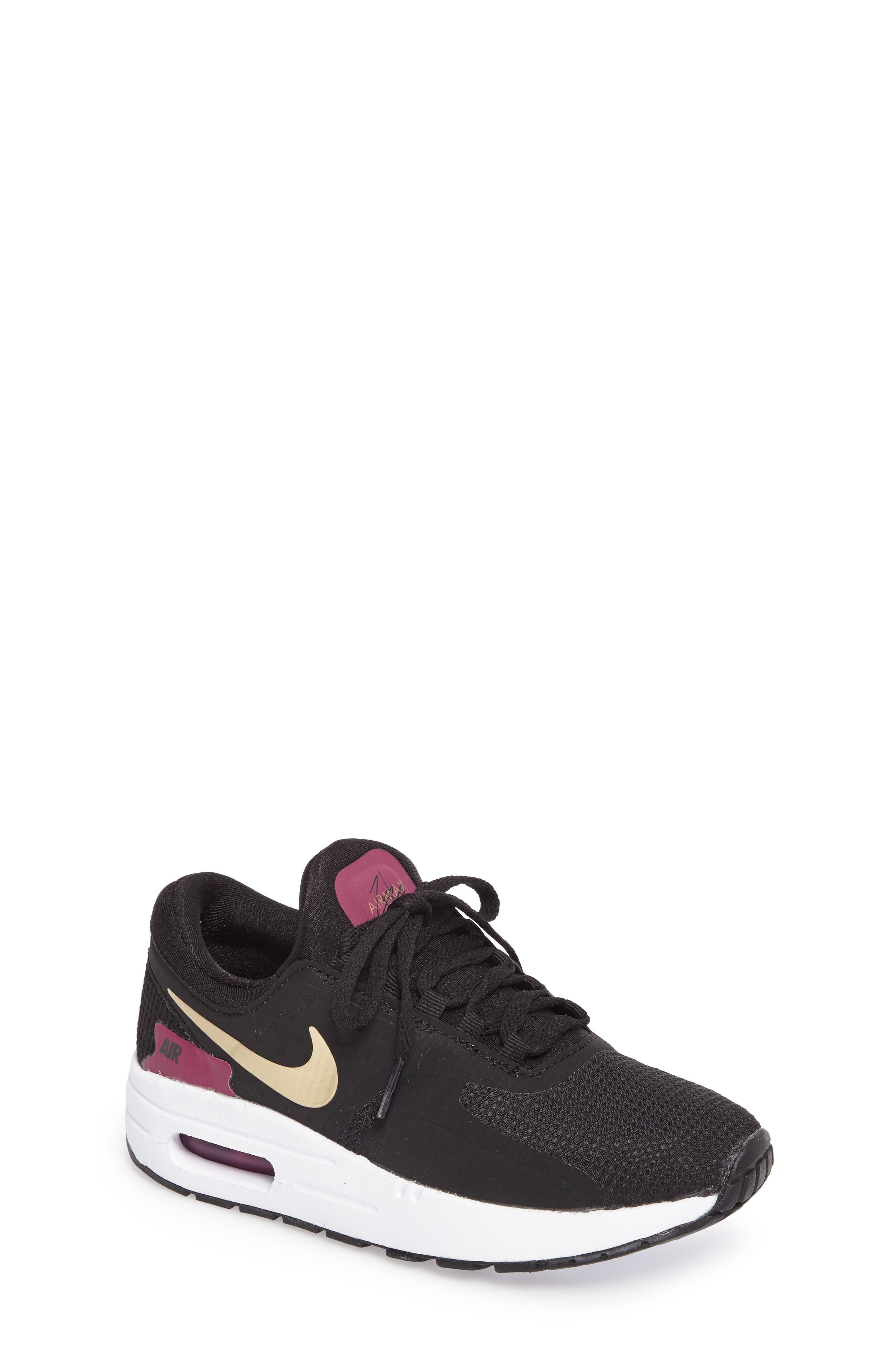 Nike Air Max Zero Essential GS Sneaker (Baby, Walker, Toddler, Little Kid & Big Kid)
