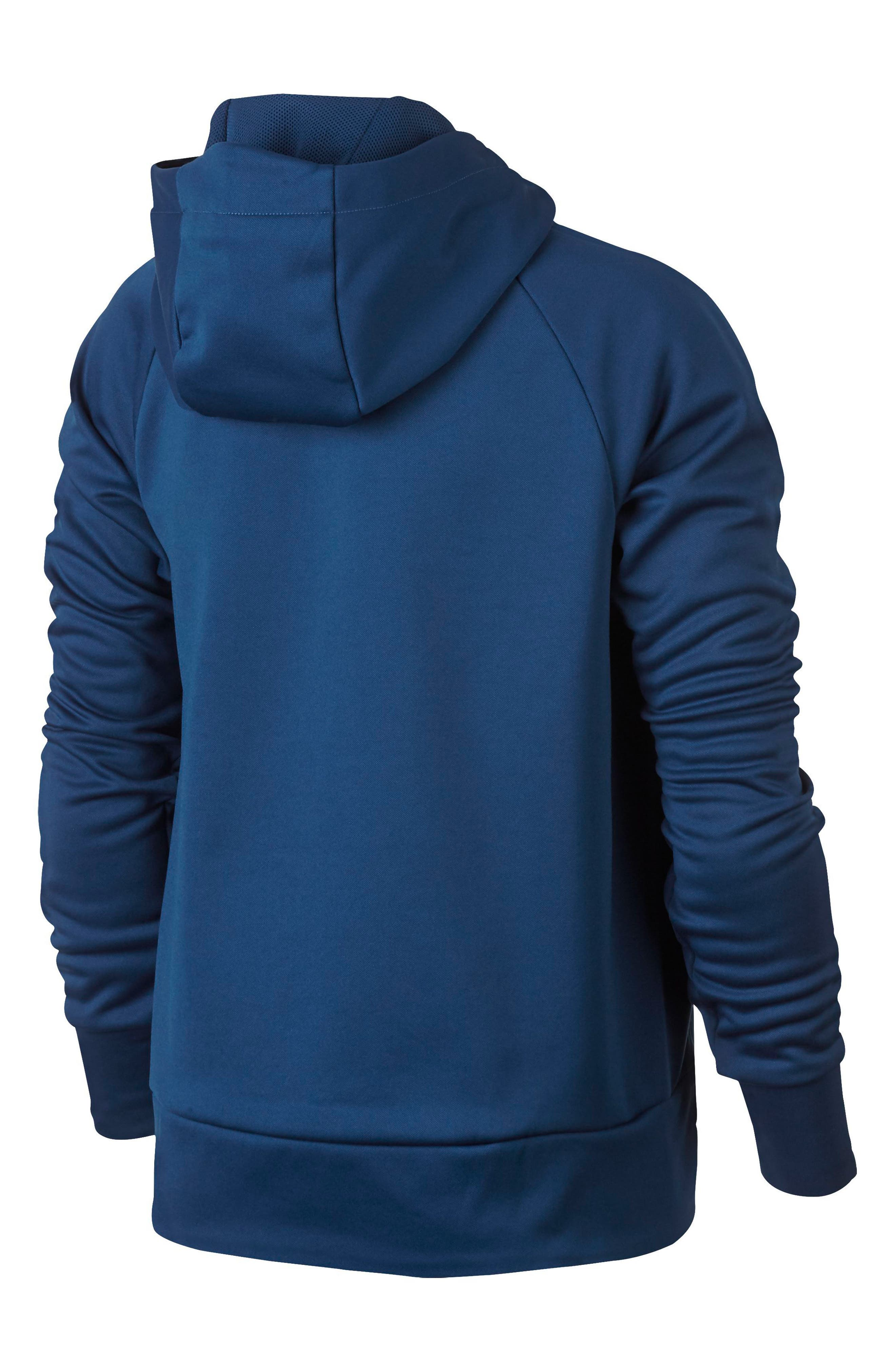 Alternate Image 2  - Nike Therma Dry Hoodie (Little Boys & Big Boys)