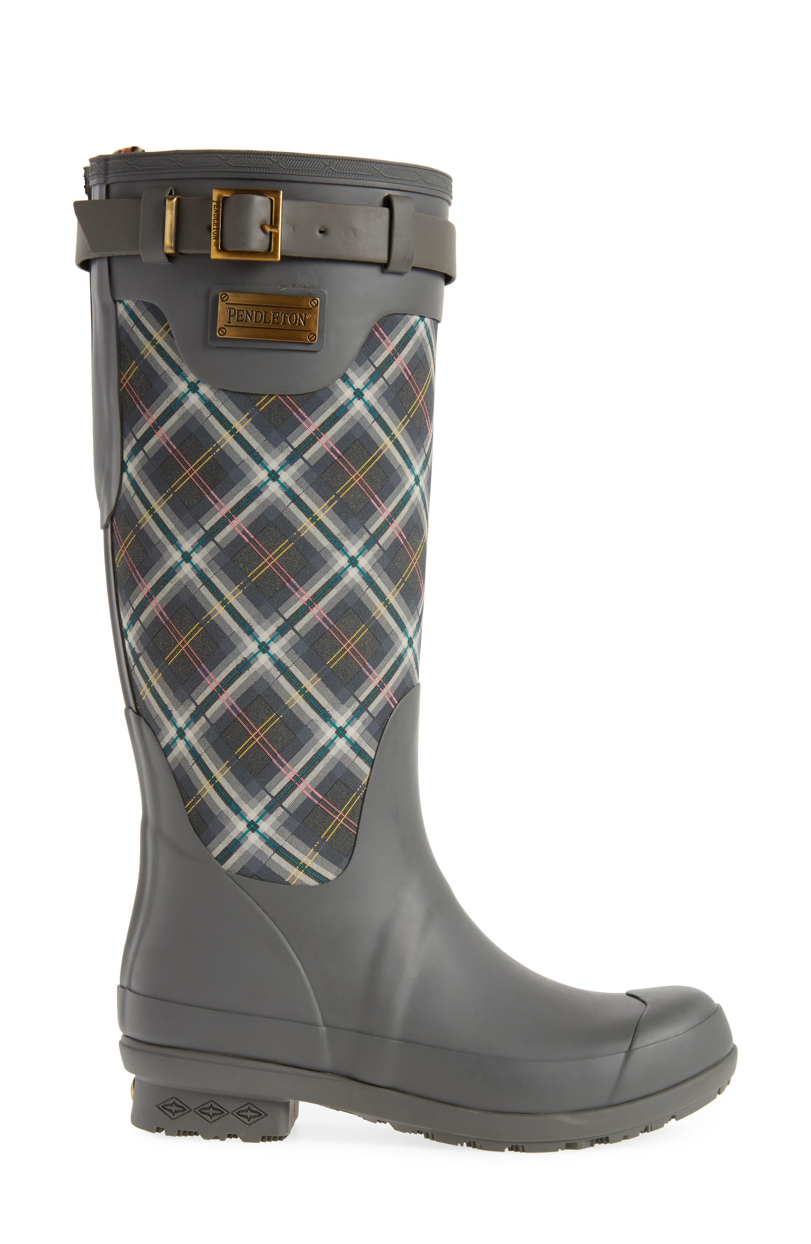 Alternate Image 3  - Pendleton Oxford Rain Boot (Women)