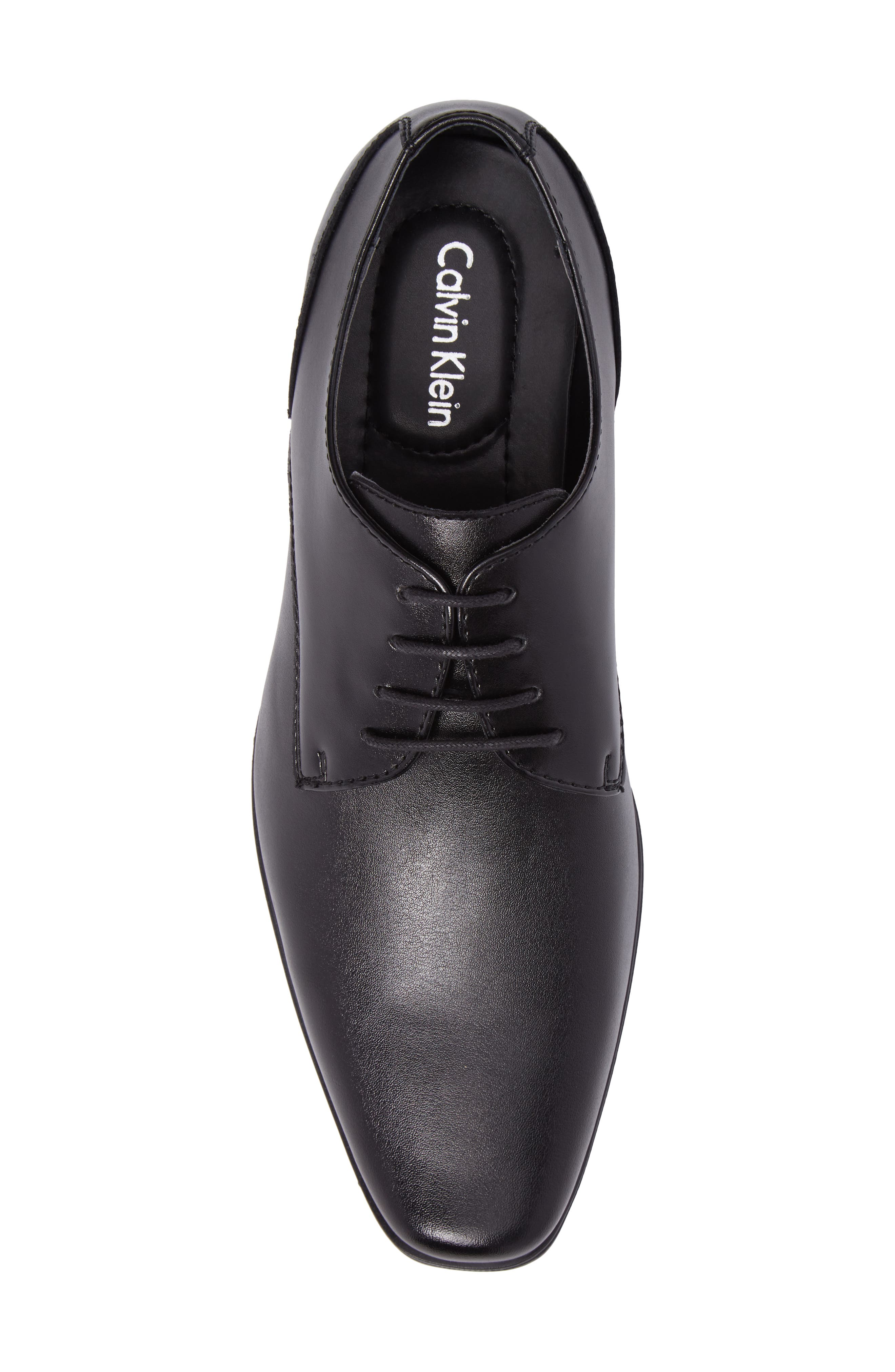 Alternate Image 5  - Calvin Klein Brodie Plain Toe Derby (Men)