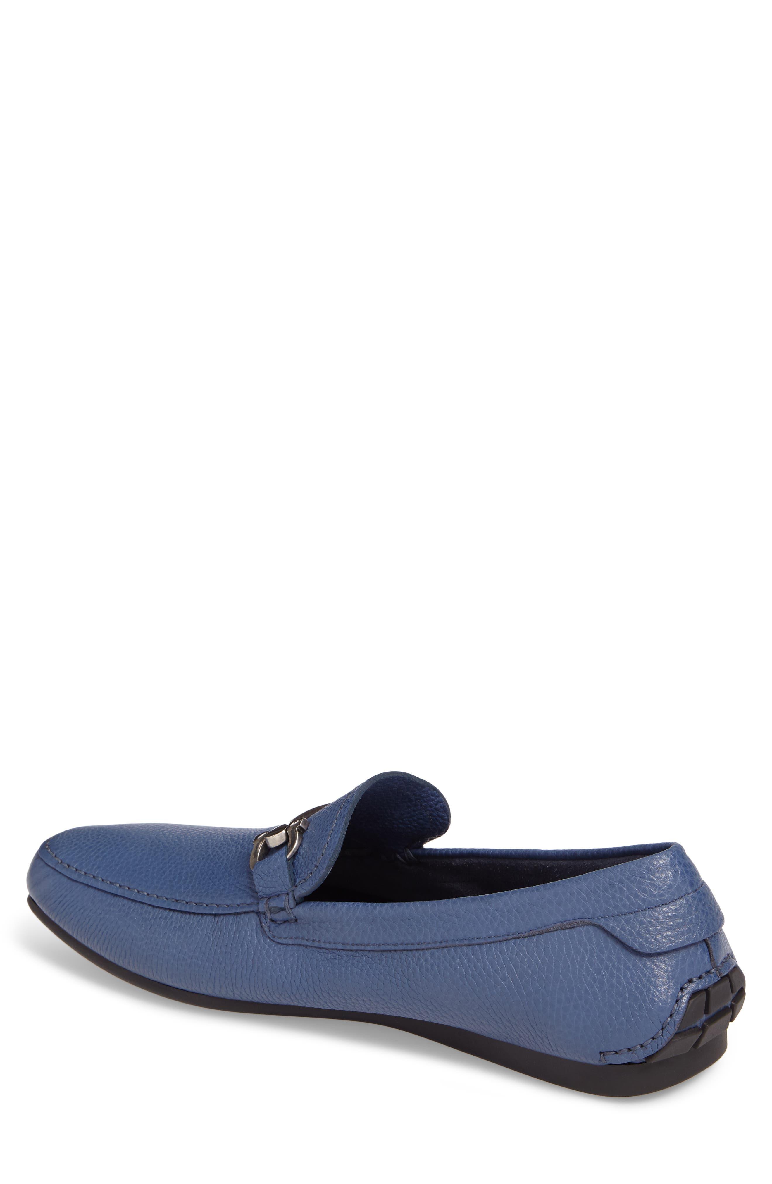 Cancun 2 Driving Shoe,                             Alternate thumbnail 2, color,                             Fjord Blue