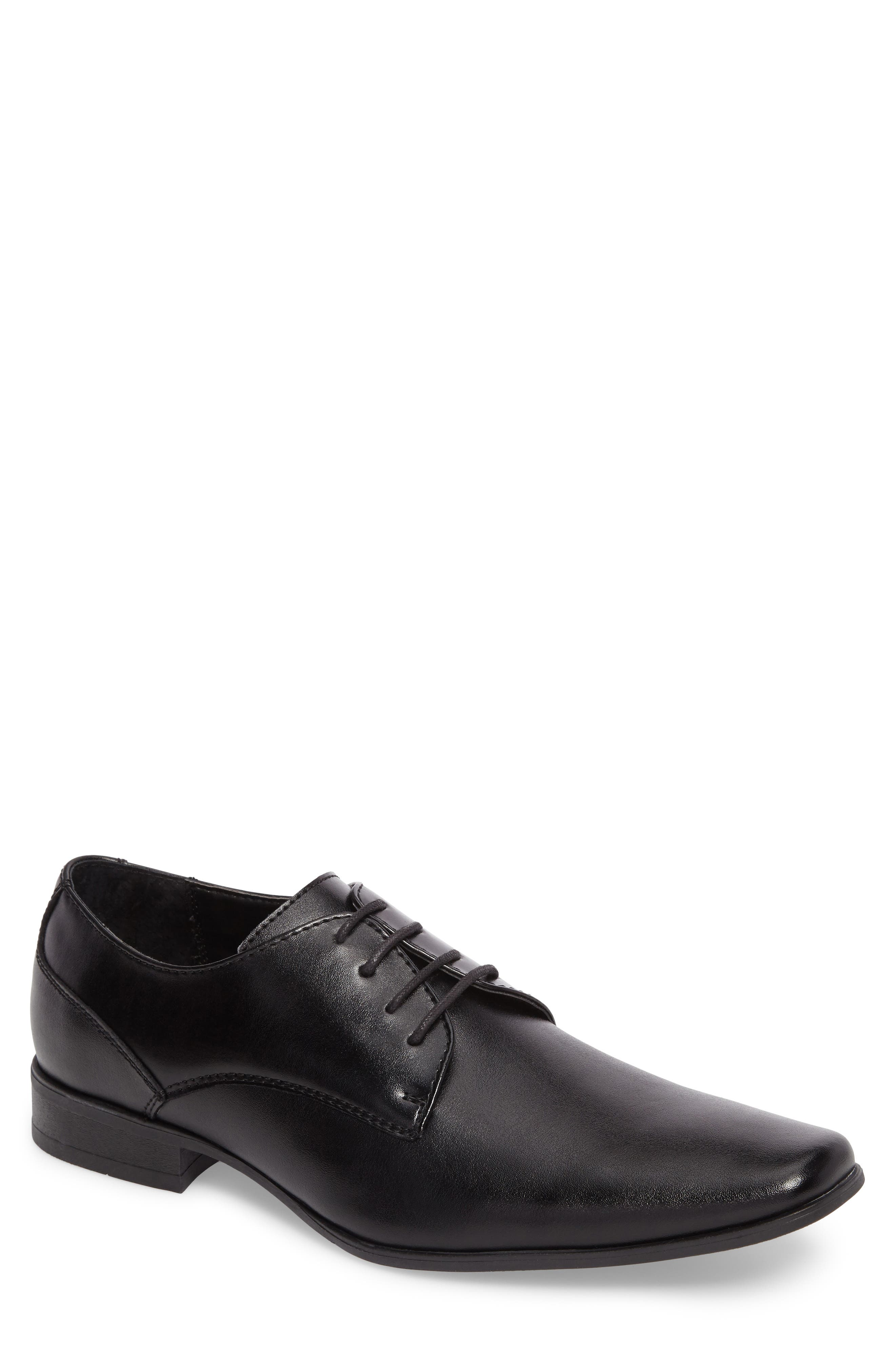 Alternate Image 1 Selected - Calvin Klein Brodie Plain Toe Derby (Men)