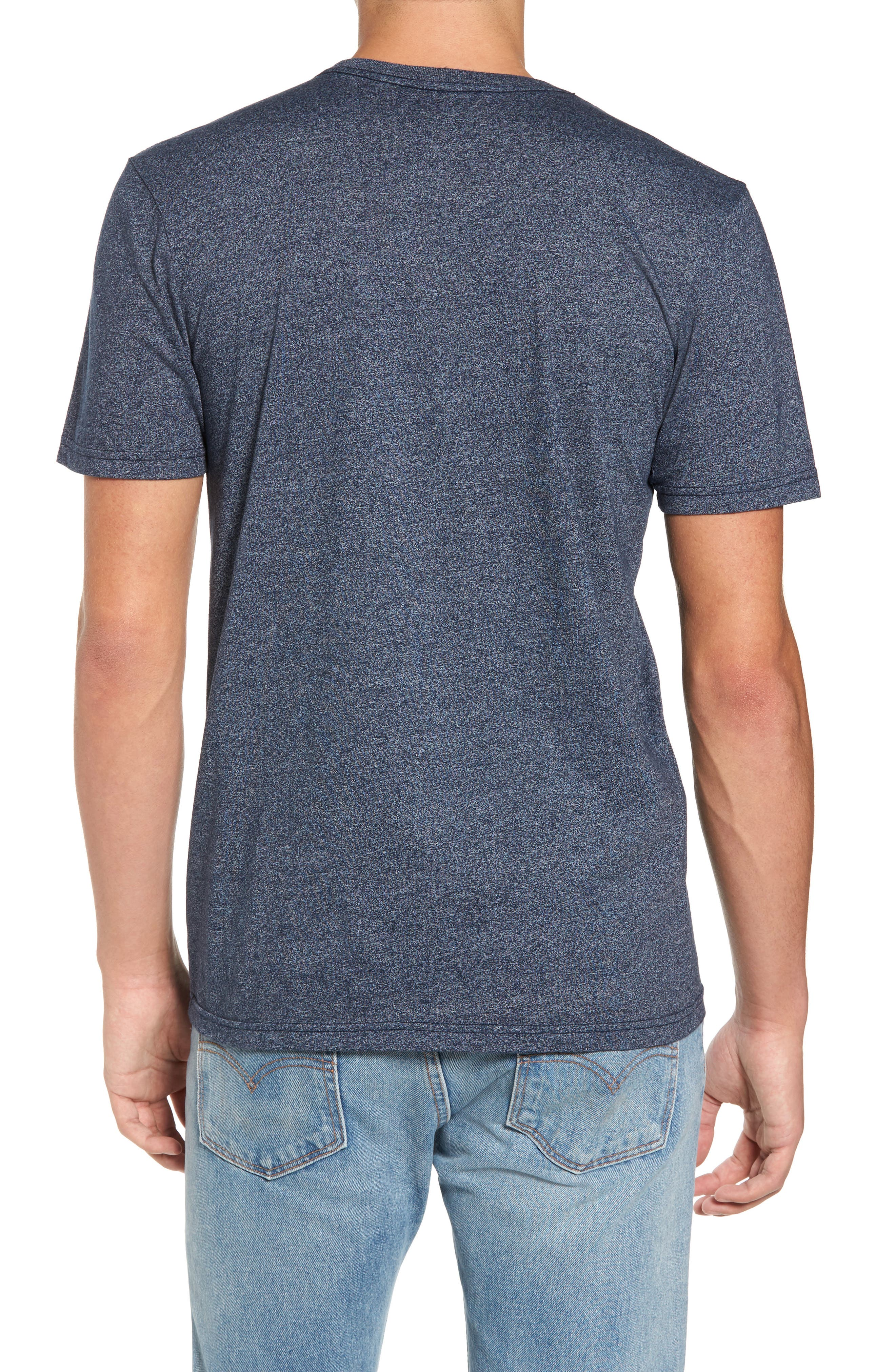 Alternate Image 2  - Rip Curl Shred City Short Sleeve T-Shirt
