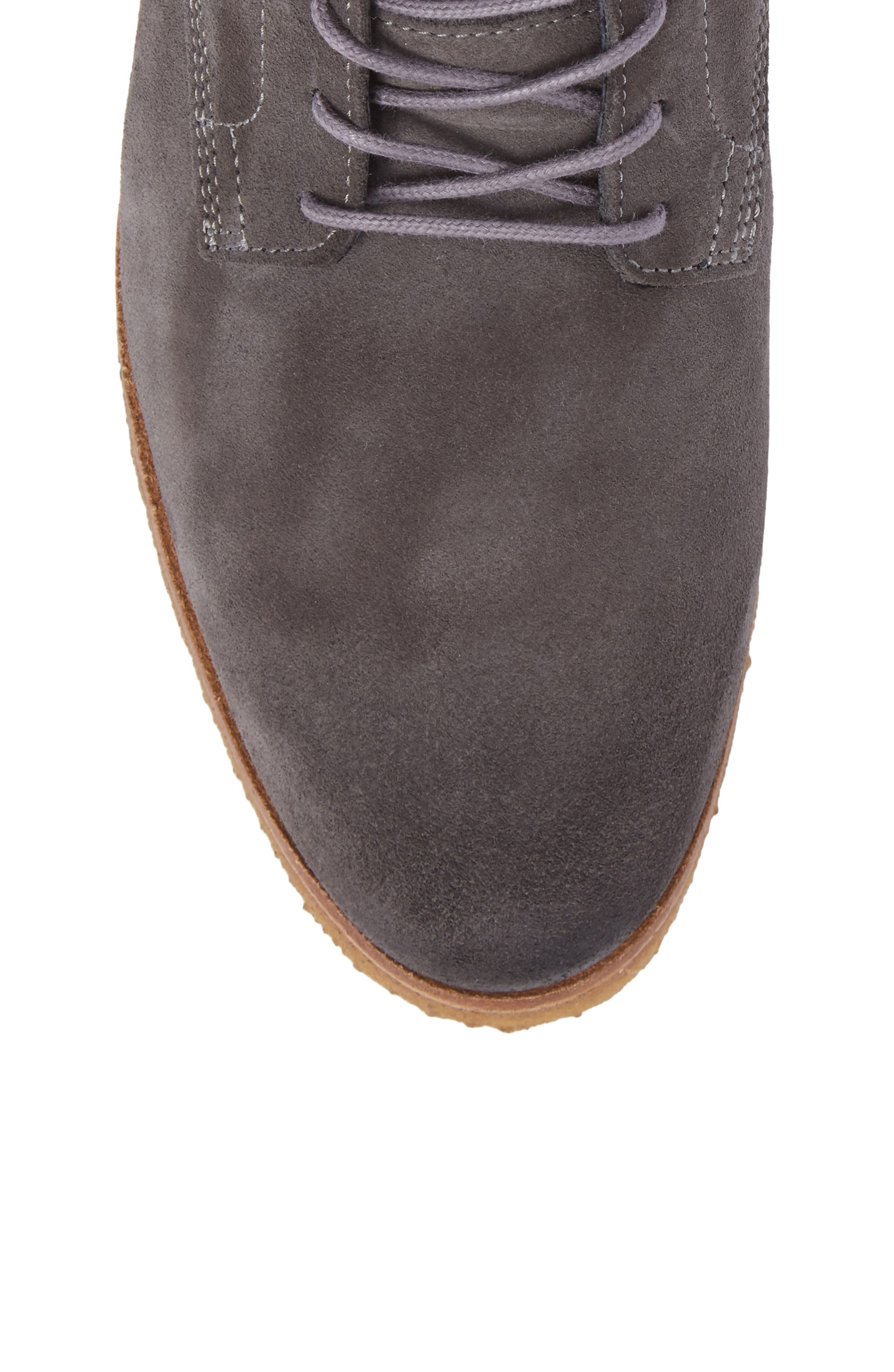 Alternate Image 5  - Supply Lab Jonah Plain Toe Boot (Men)