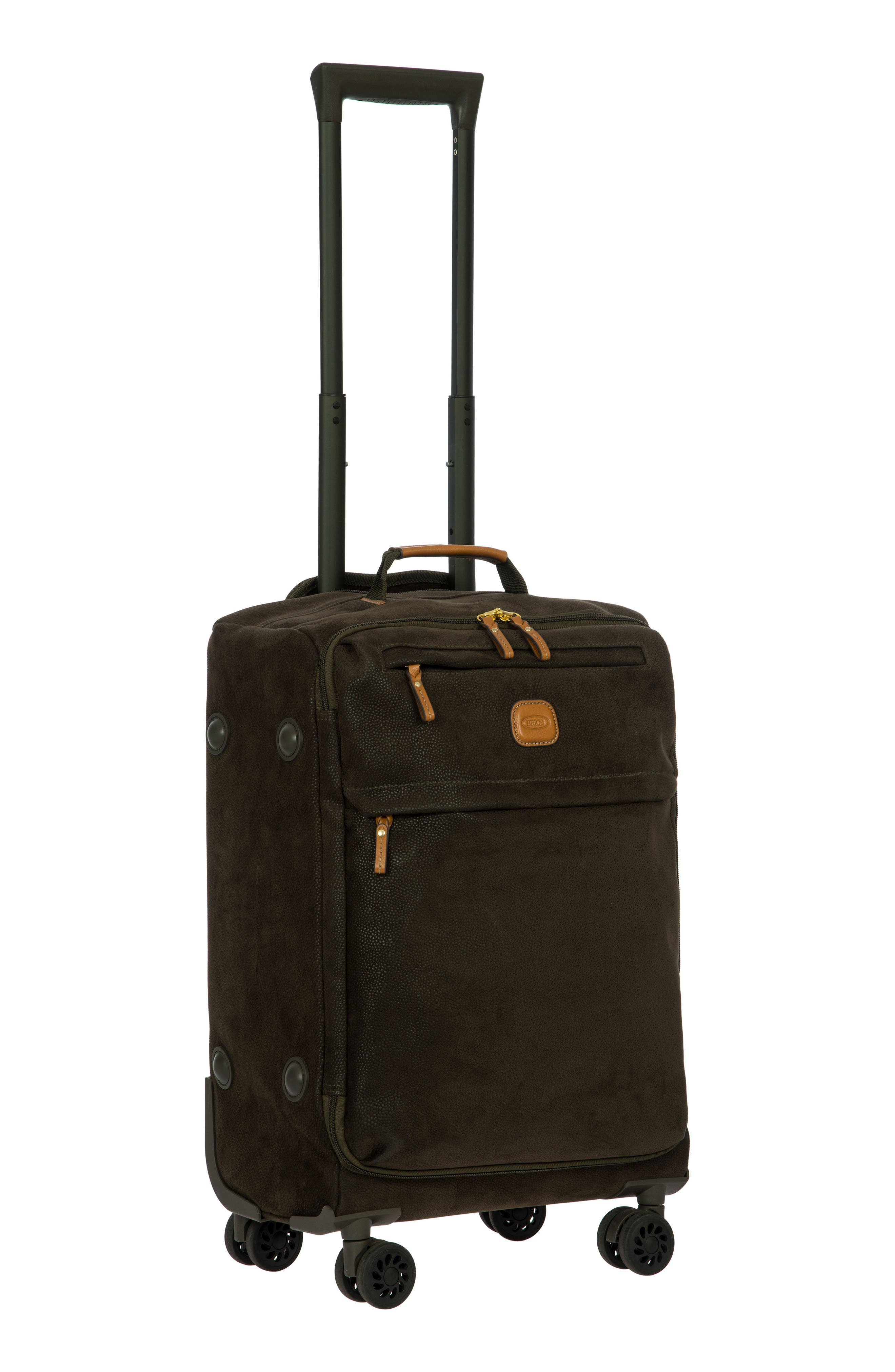 Life Collection Tropea 21-Inch Spinner Carry-On,                             Alternate thumbnail 7, color,                             Olive