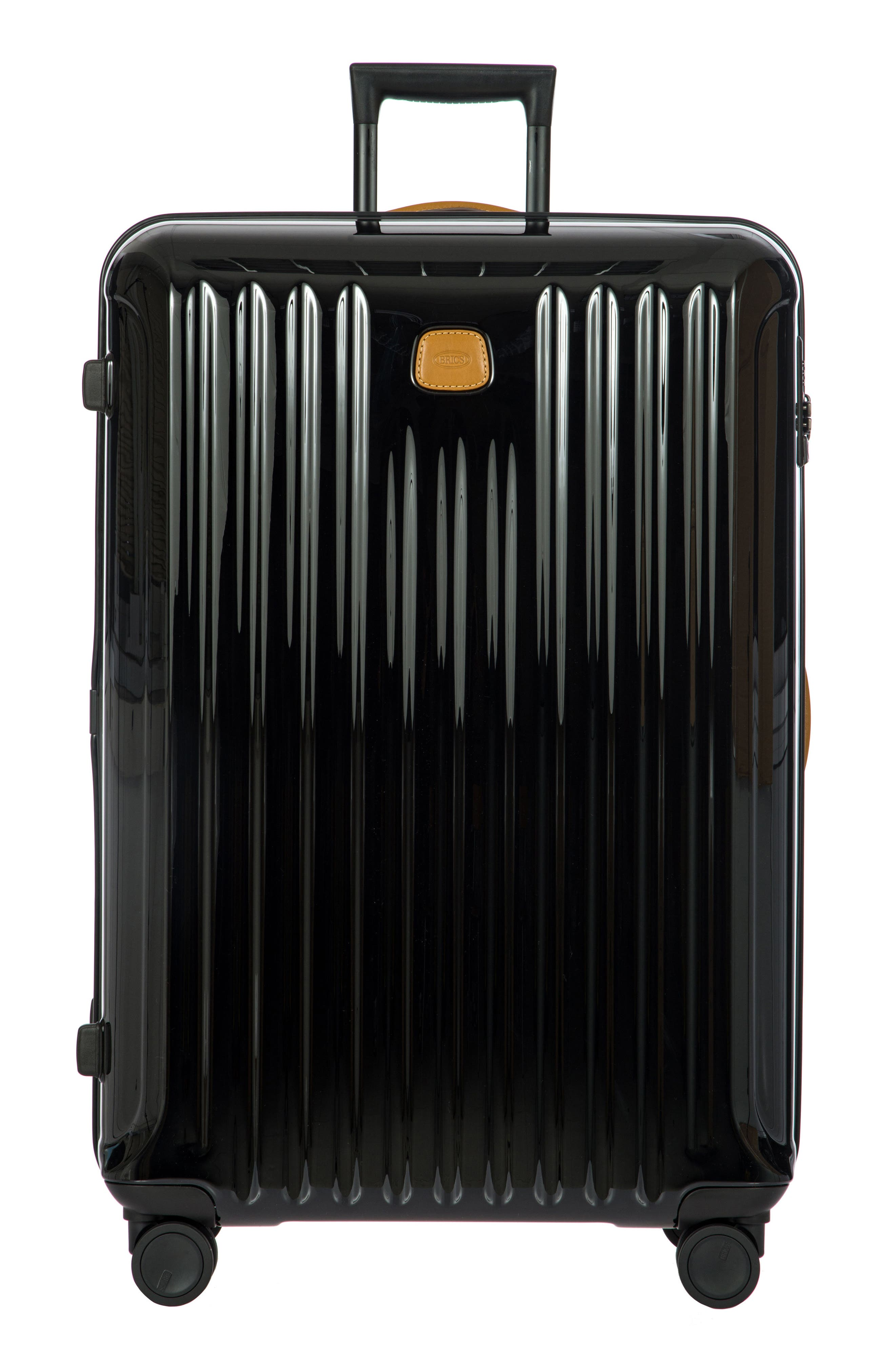 Capri 32-Inch Spinner Suitcase - Black