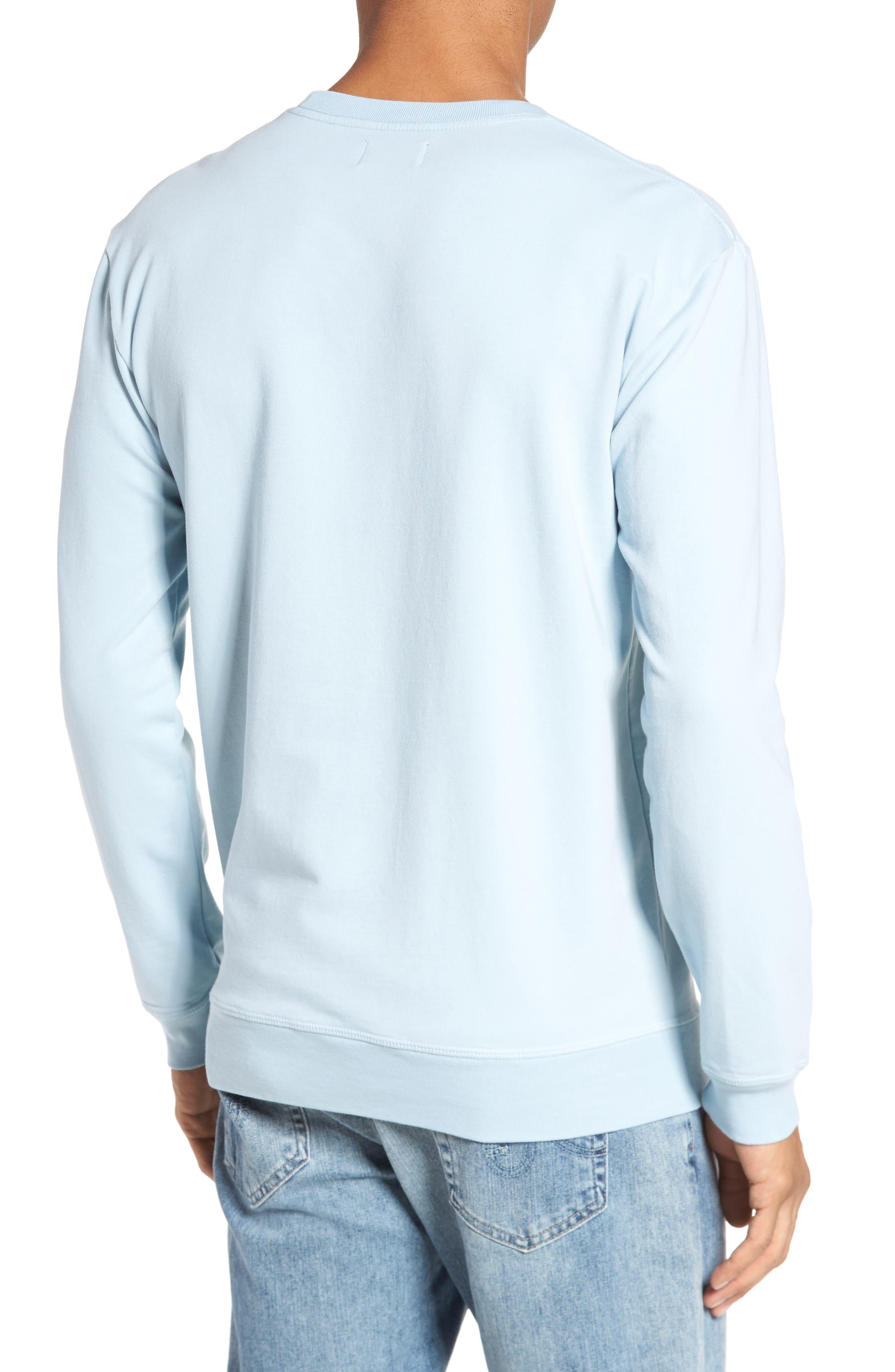 Alternate Image 2  - Goodlife Slim Fit Crewneck Sweatshirt