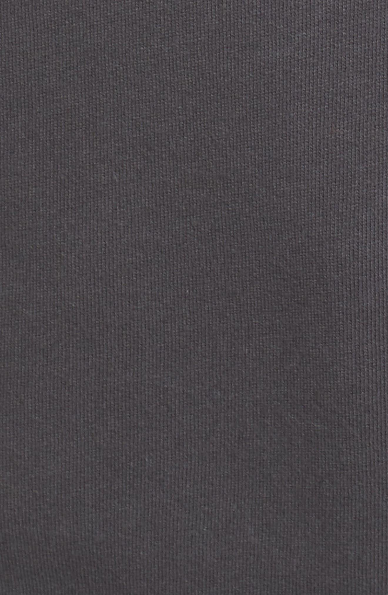 Feeling Bubbly Sweatshirt,                             Alternate thumbnail 5, color,                             Black