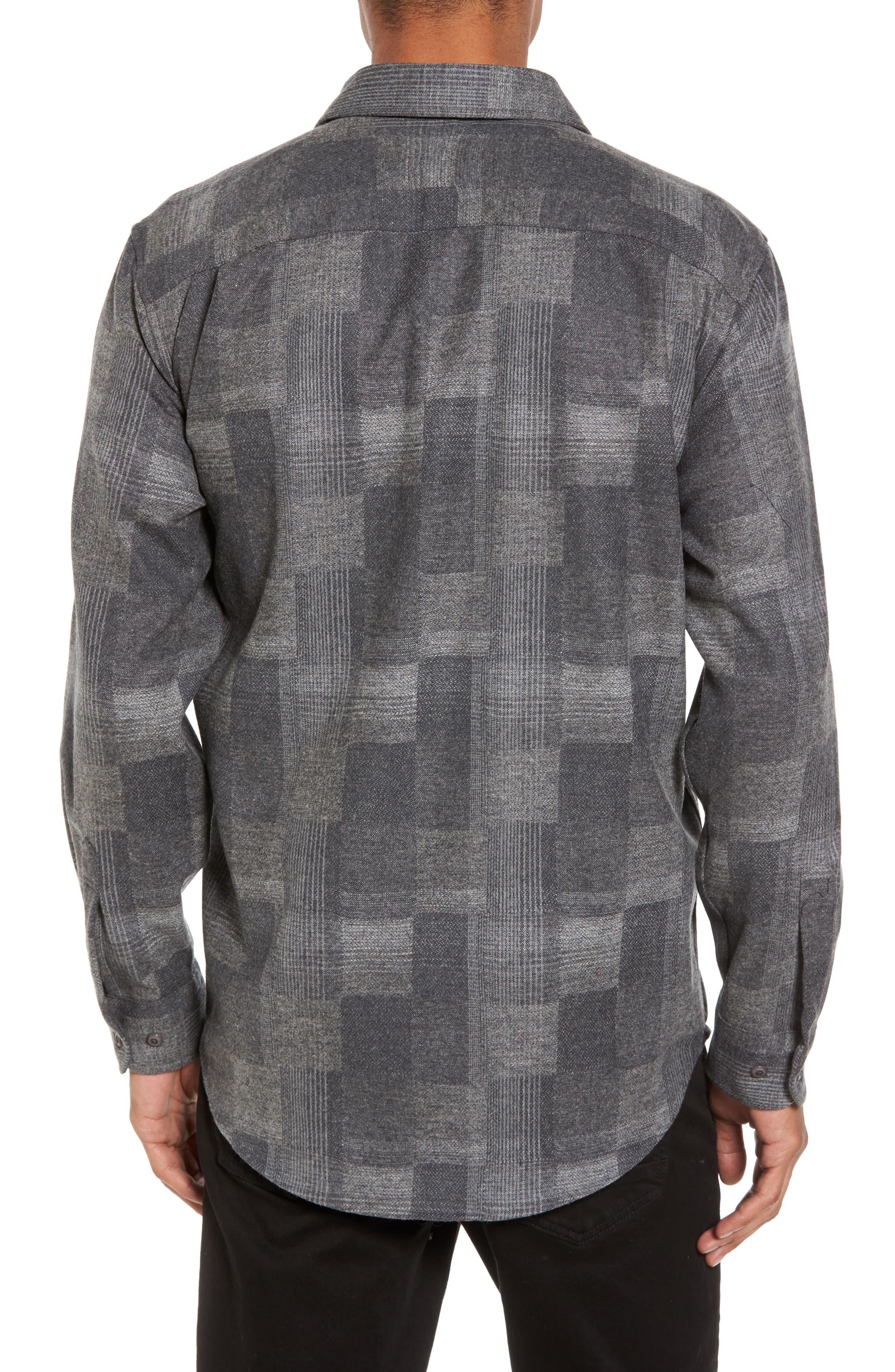 Alternate Image 2  - Pendleton Boro Wool Shirt