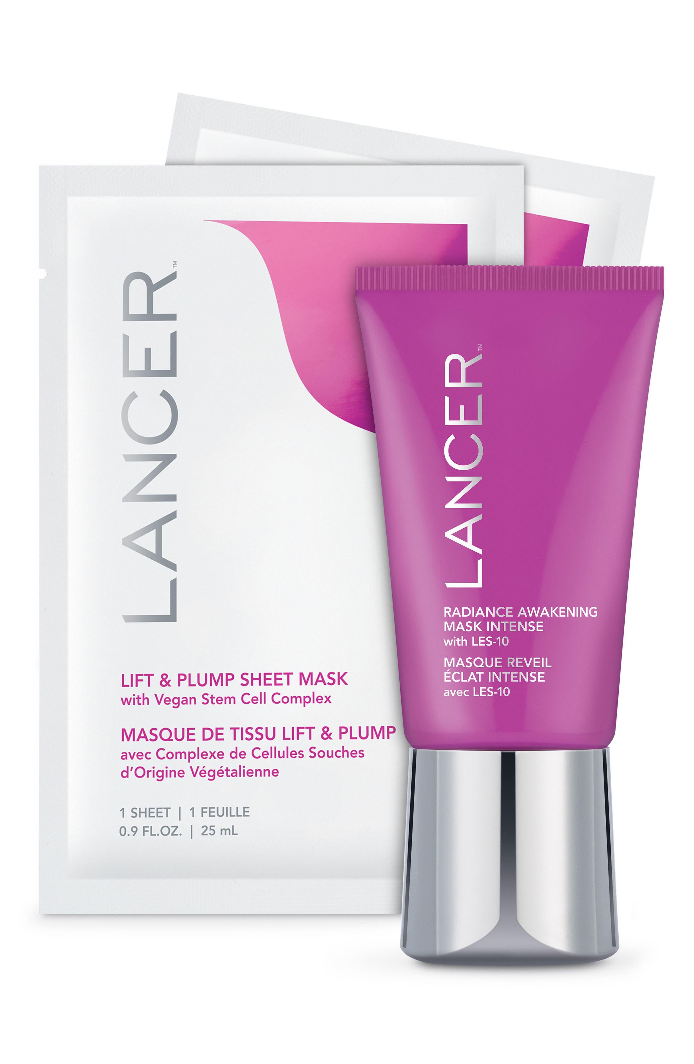 Main Image - LANCER Skincare Plump & Brighten Duo ($210 Value)