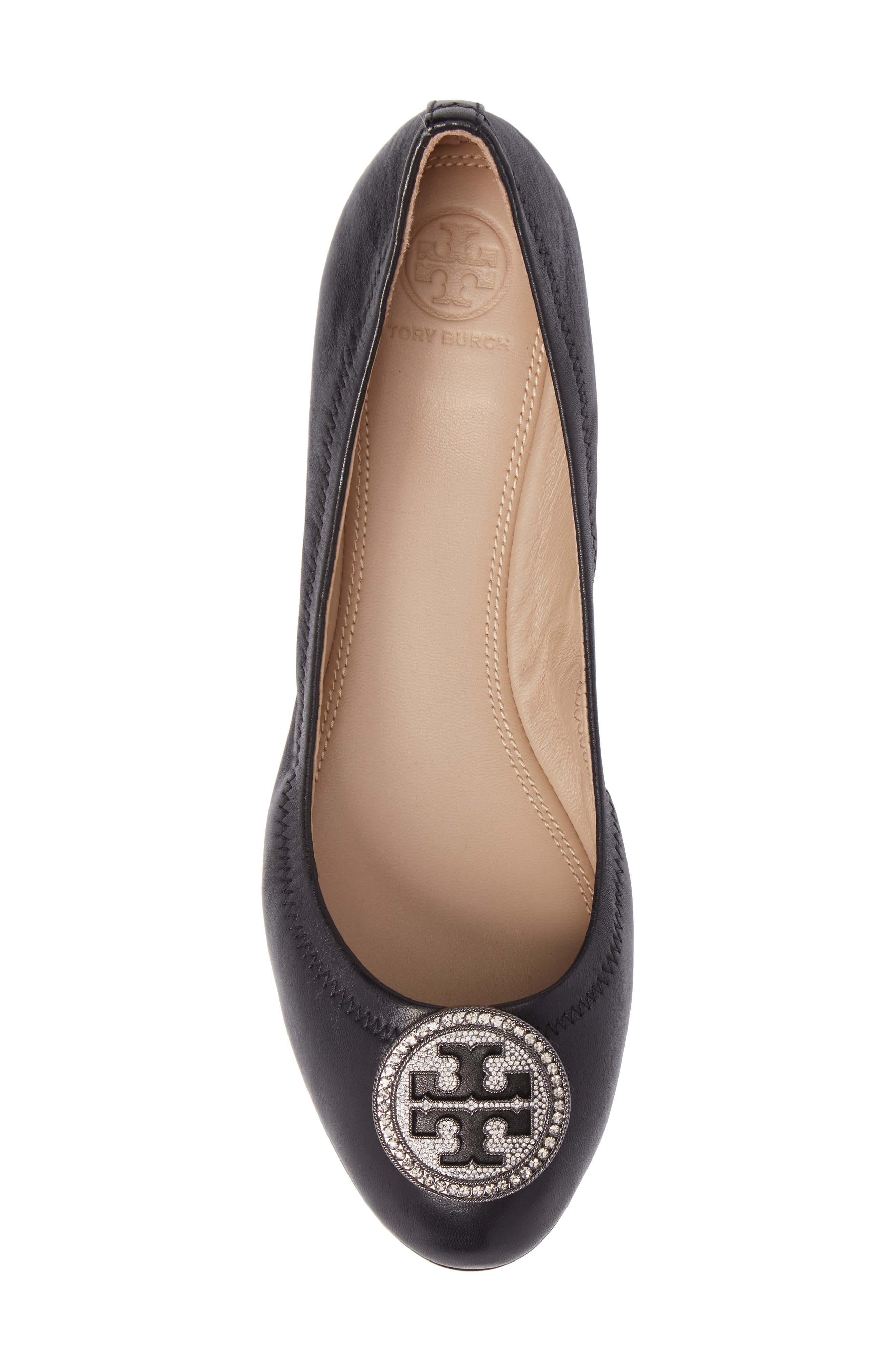 Alternate Image 5  - Tory Burch Liana Ballet Flat (Women)