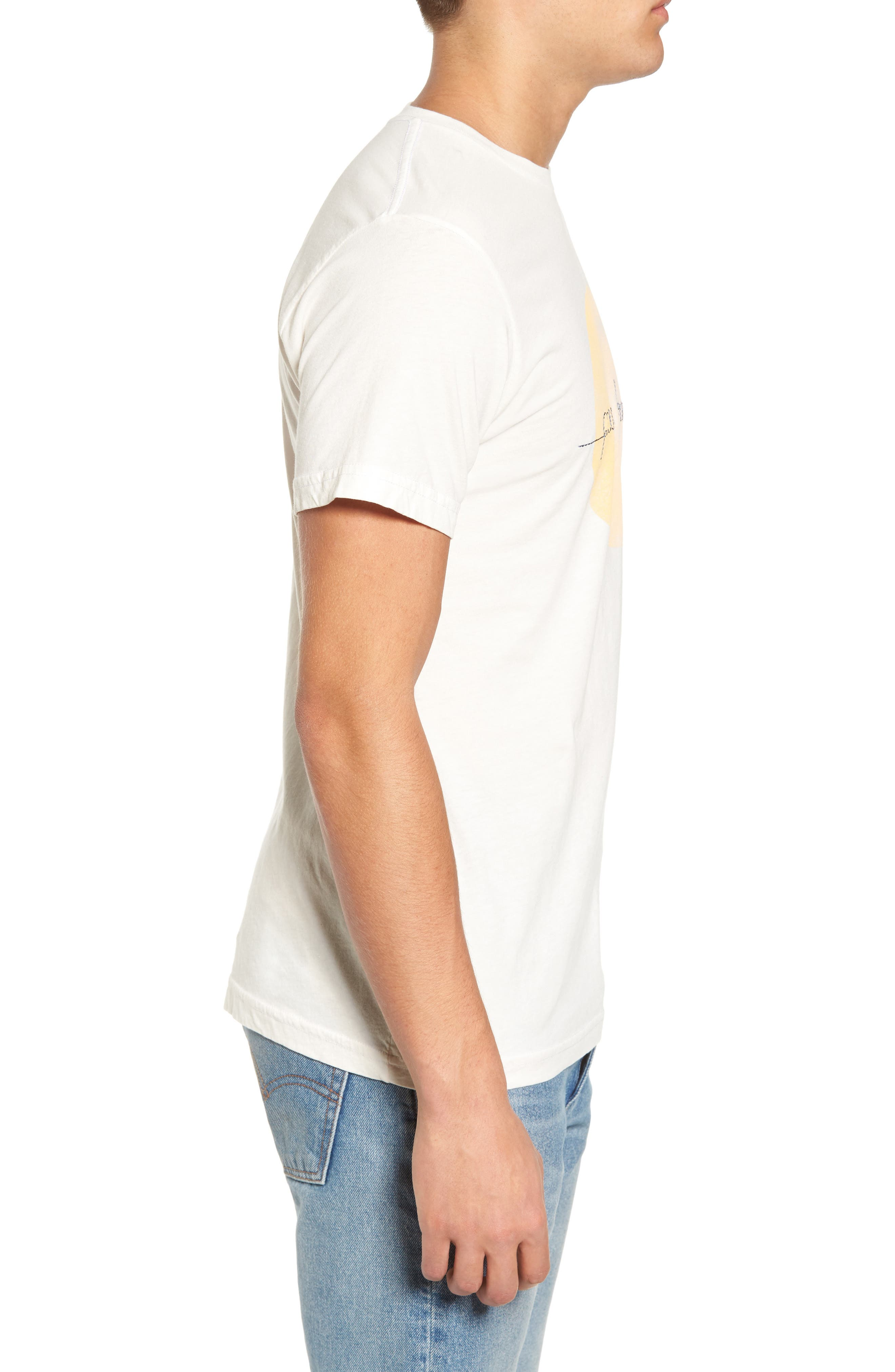 Alternate Image 3  - Altru Paradise Found Embroidered T-Shirt