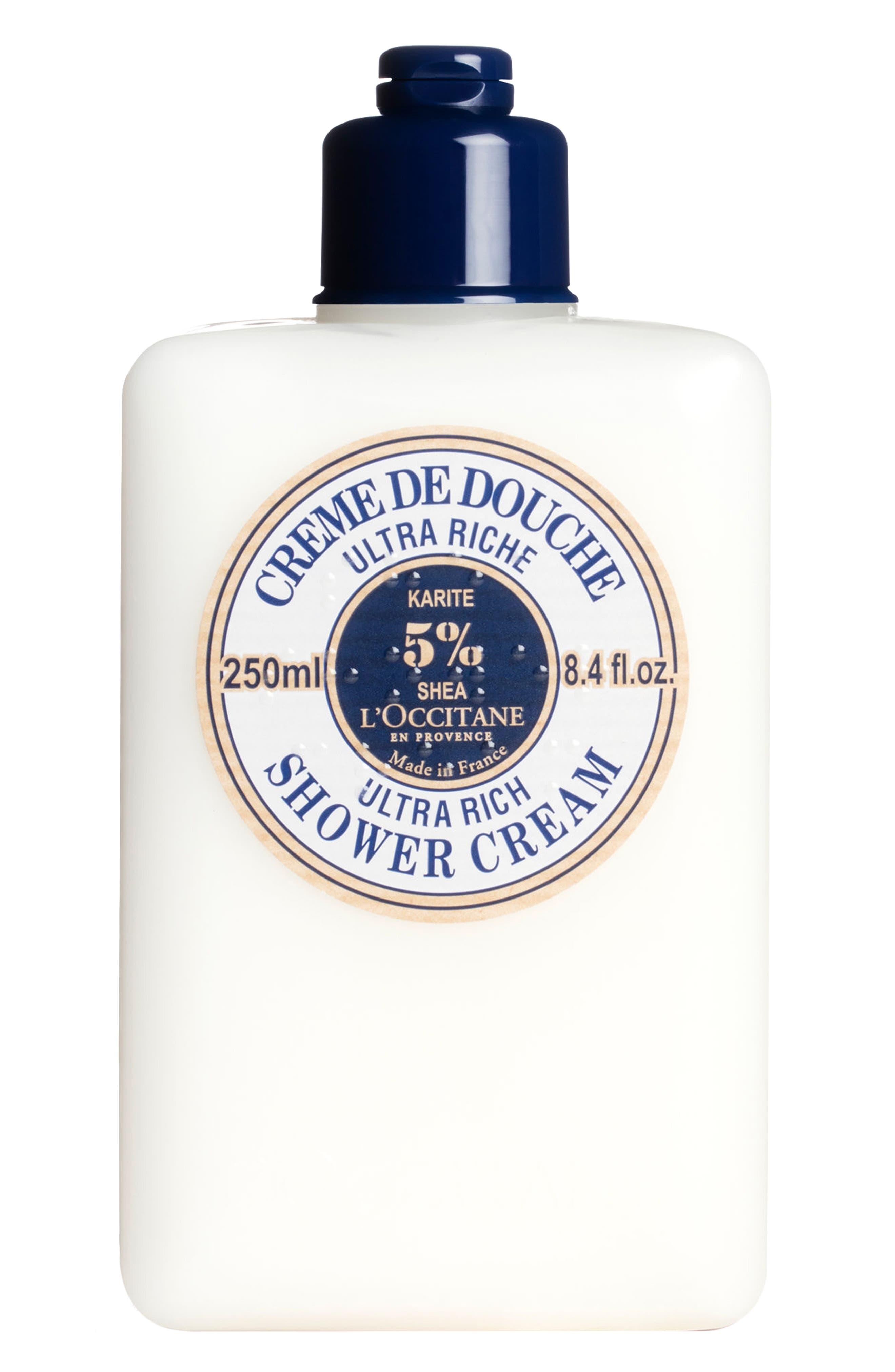 Alternate Image 1 Selected - L'Occitane Ultra Rich Shower Cream