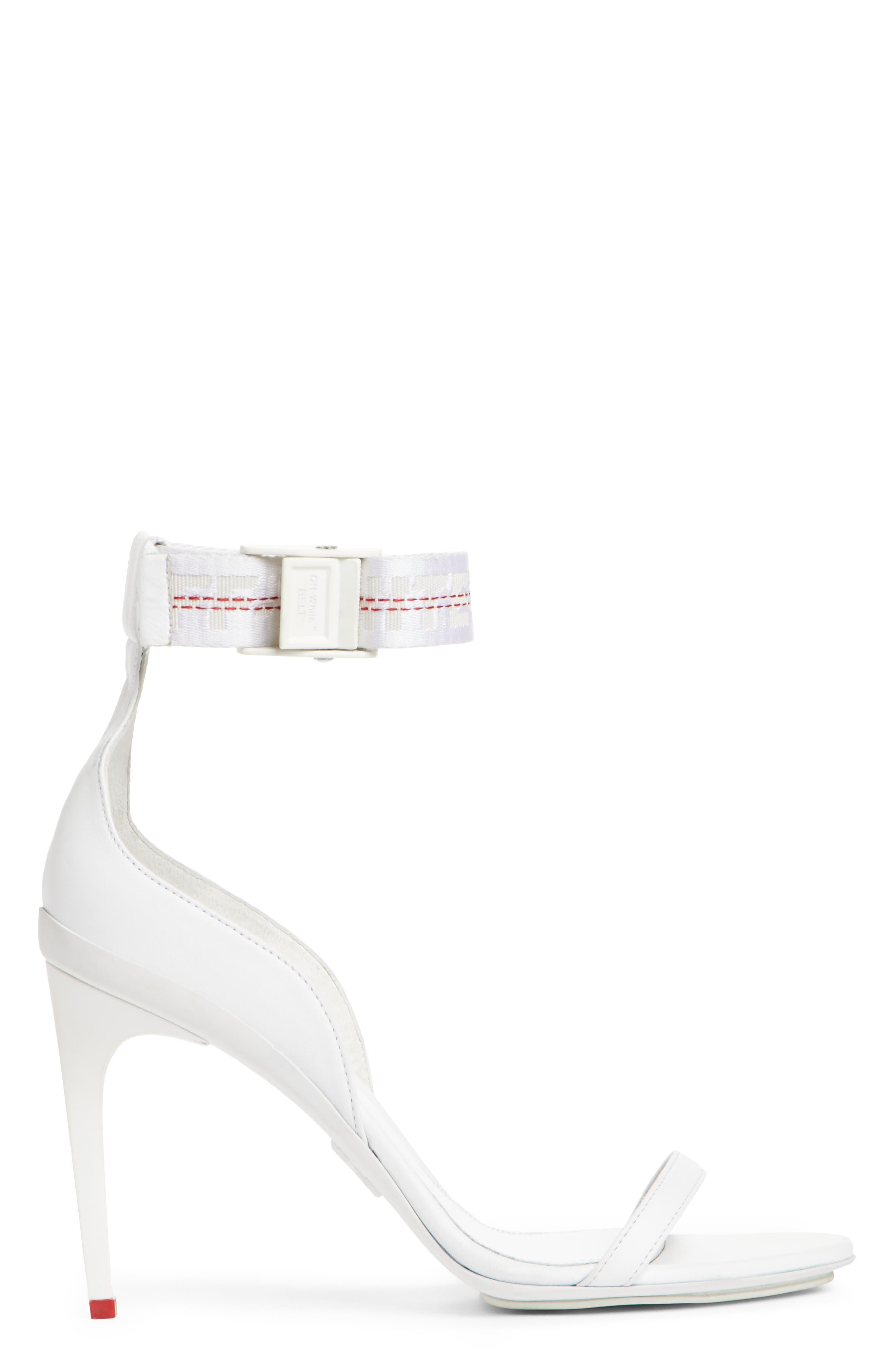 Alternate Image 3  - Off-White Industrial Sandal (Women)