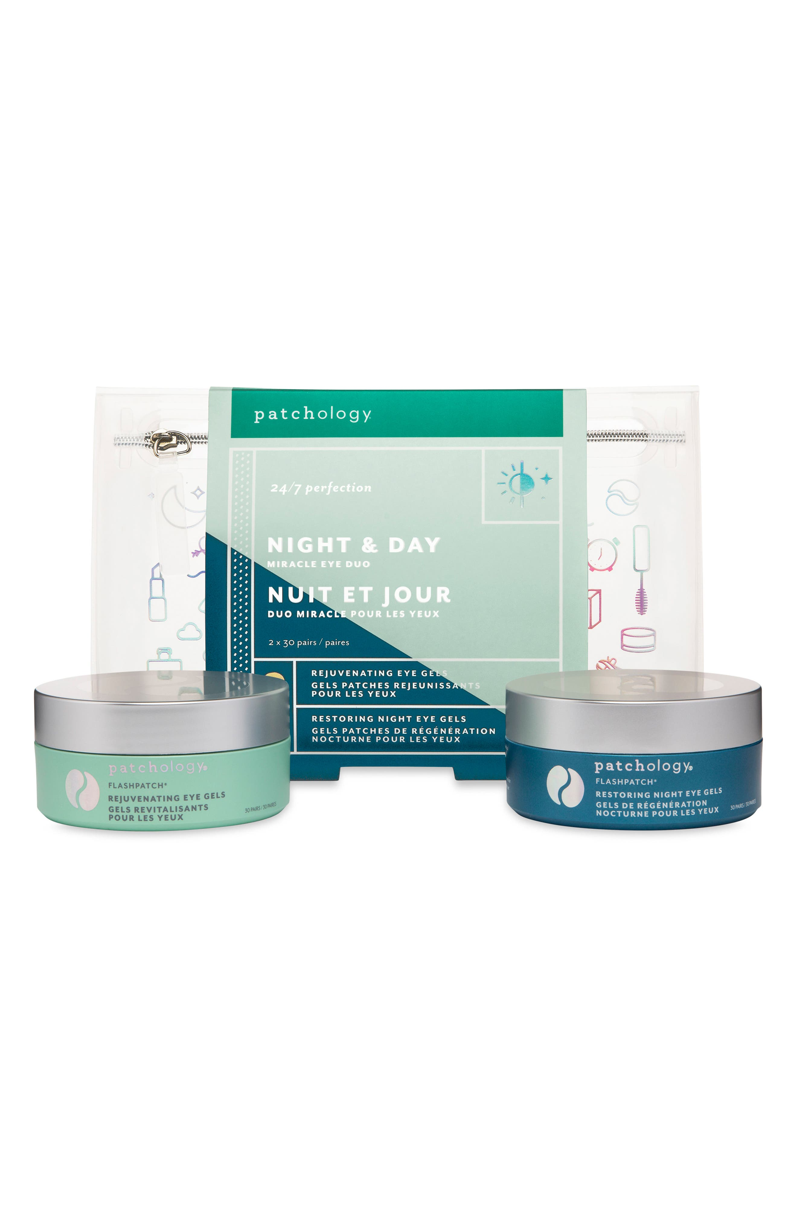 Main Image - patchology Night & Day Miracle Eye Duo ($110 Value)