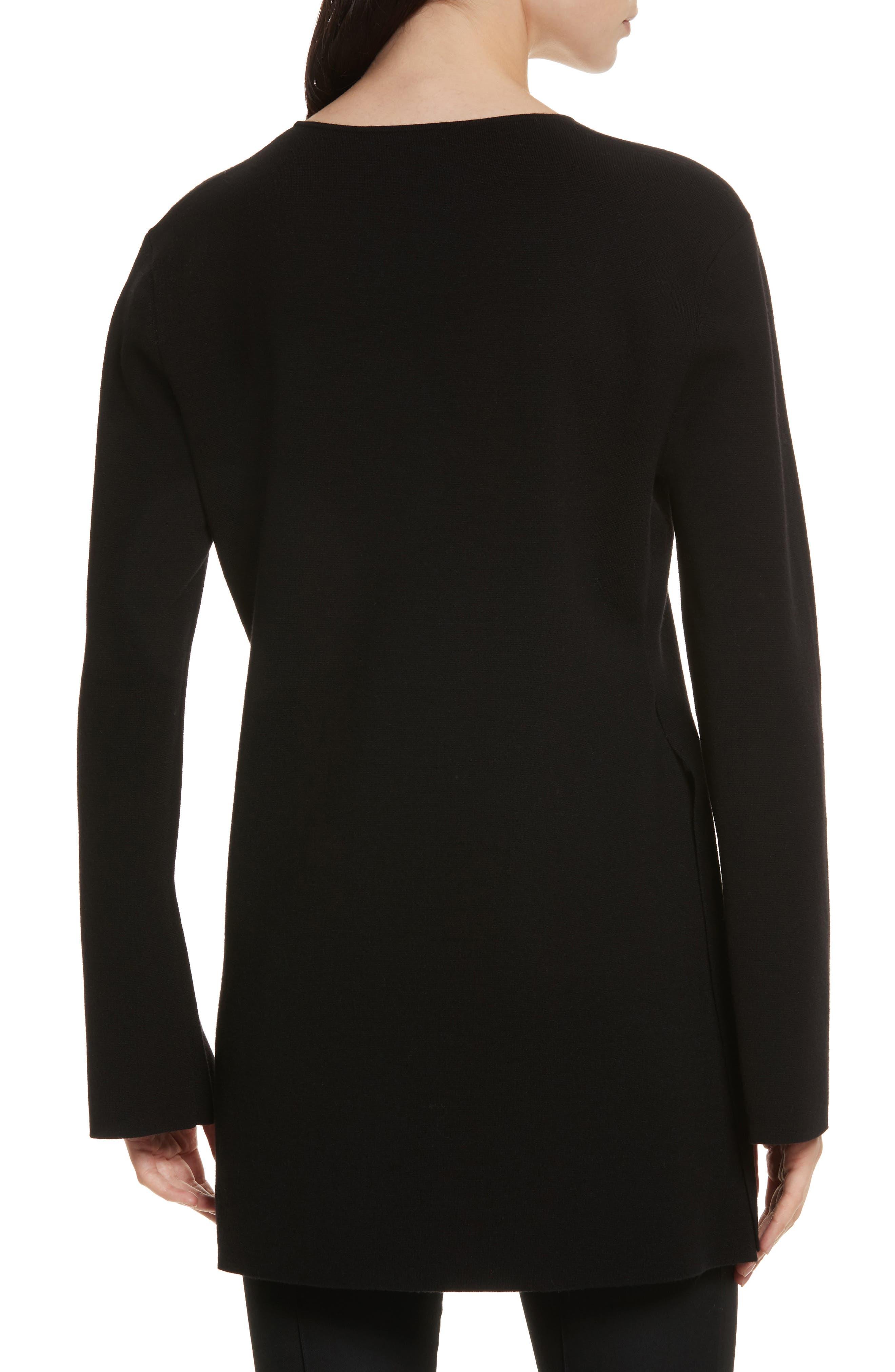 Alternate Image 2  - Elizabeth and James Nola Grommet Tunic Sweater