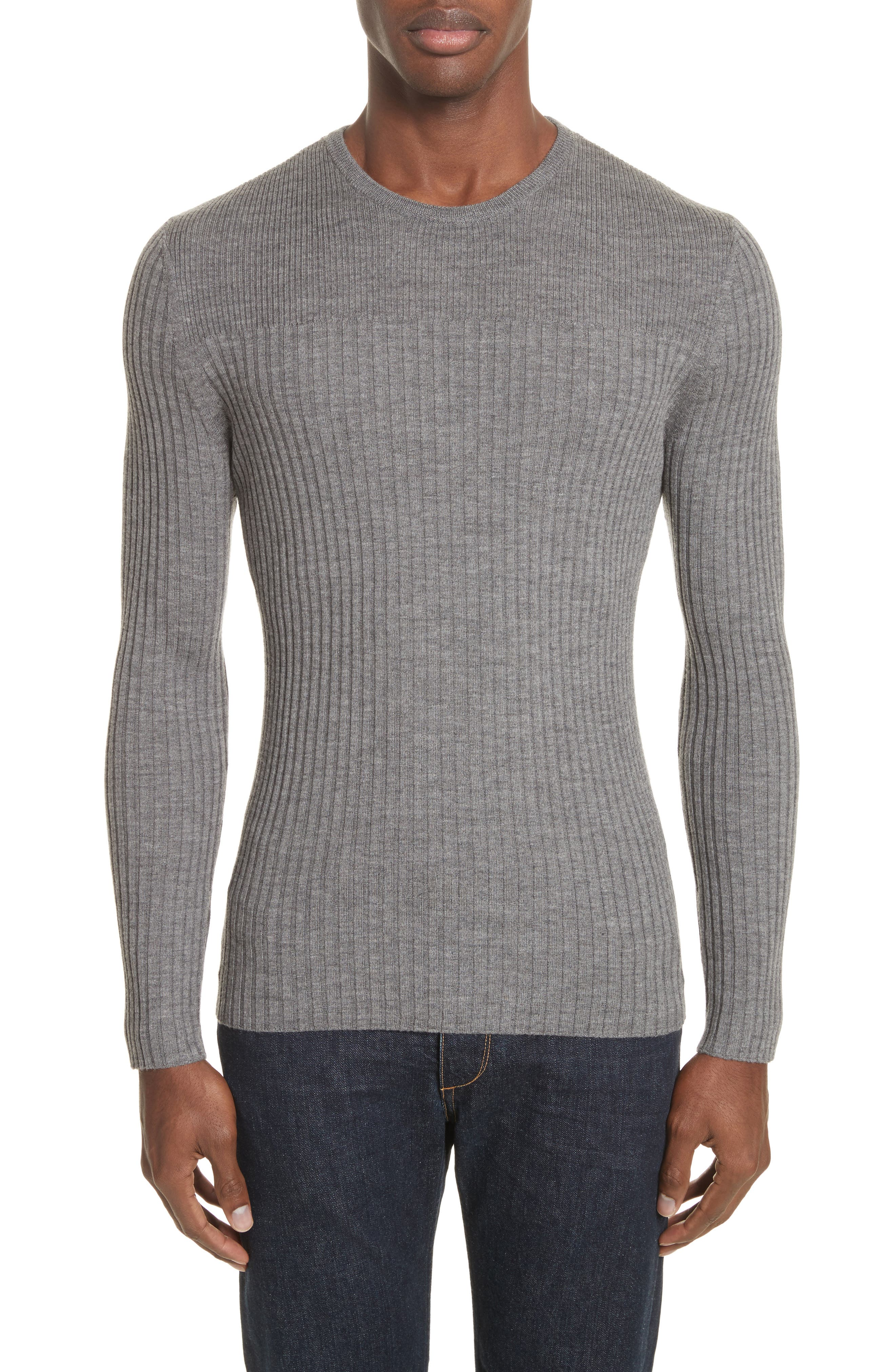 Main Image - ATM Anthony Thomas Melillo Merino Wool Sweater