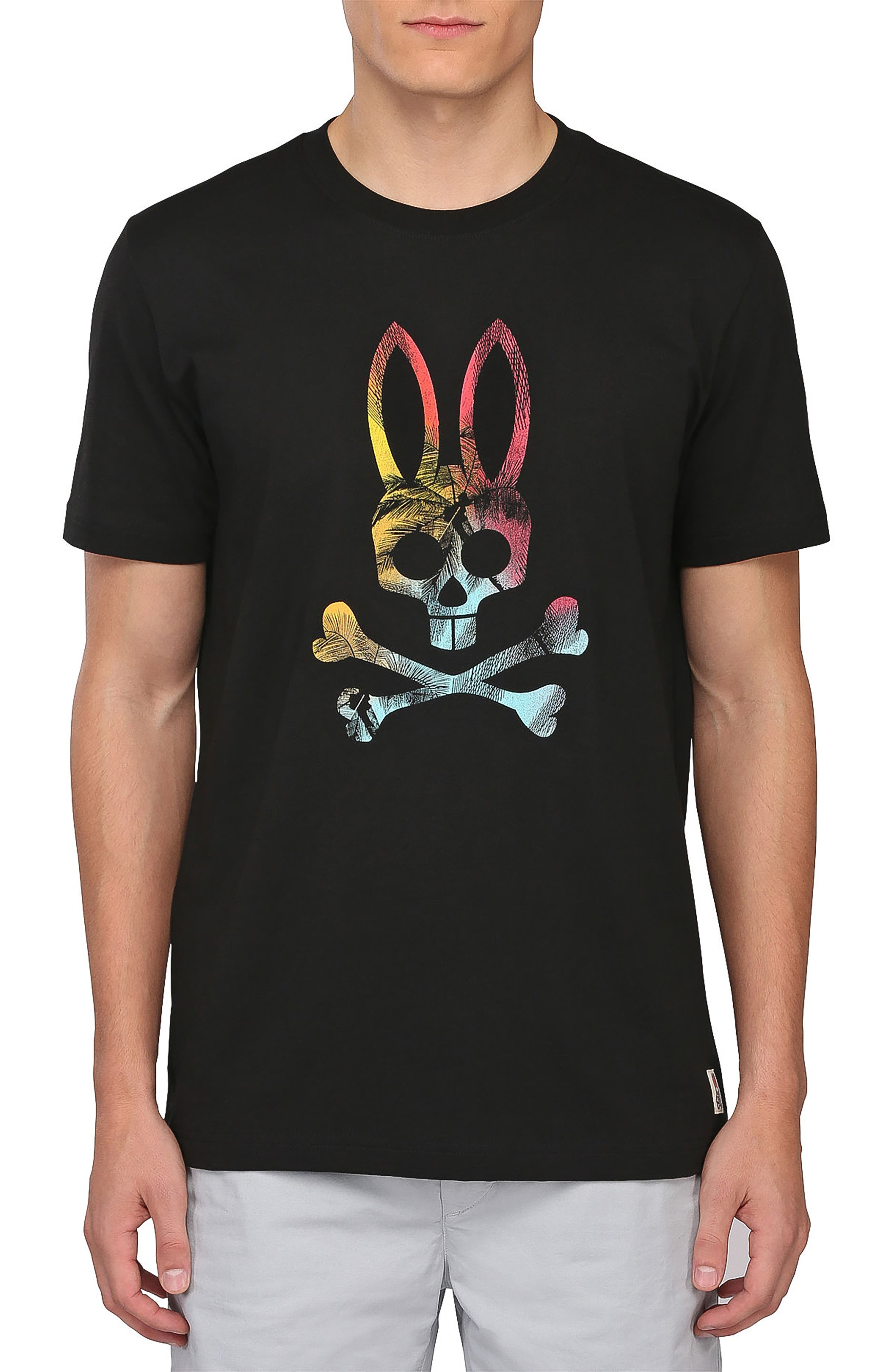 Alternate Image 1 Selected - Psycho Bunny Graphic T-Shirt