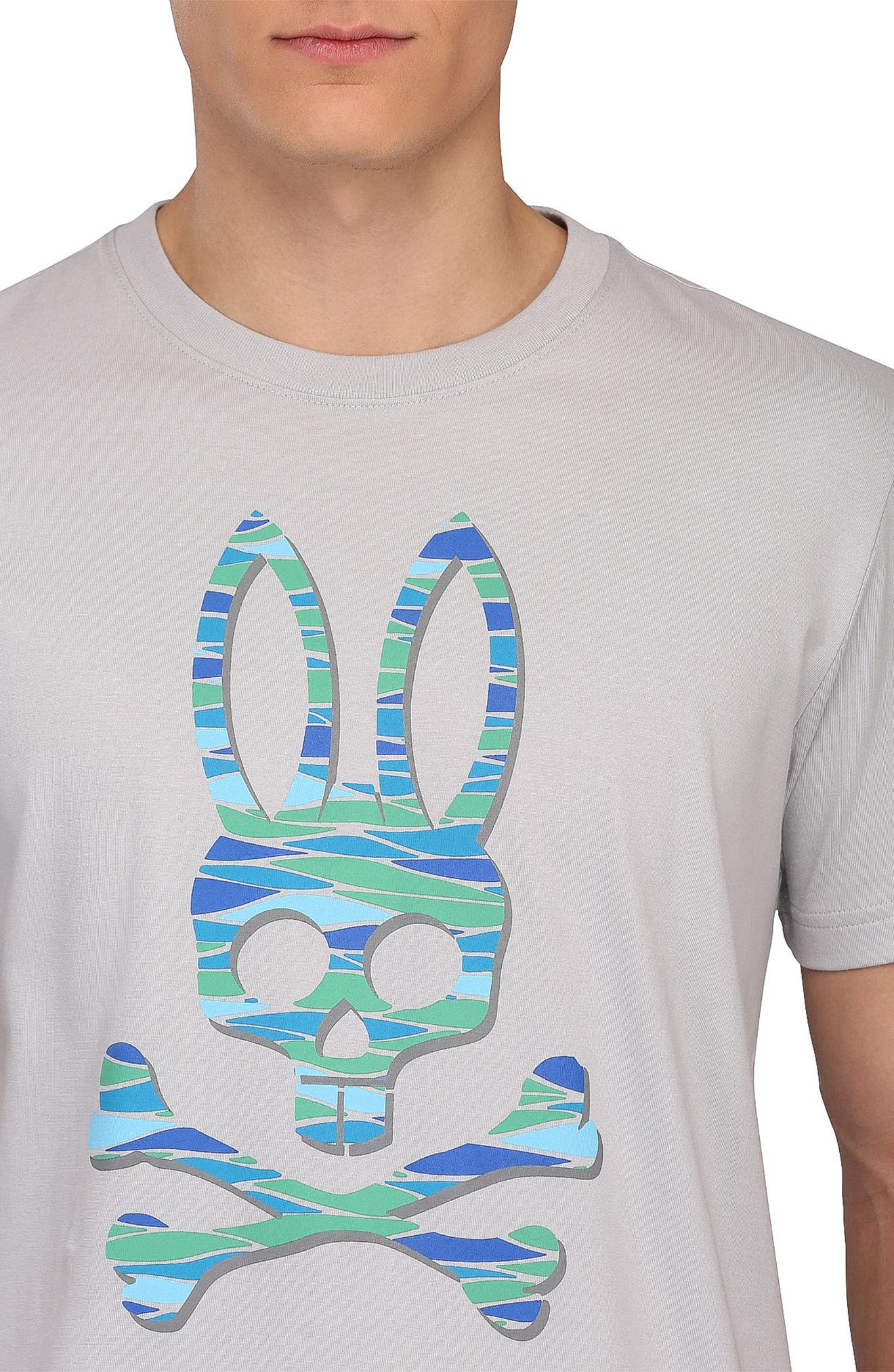 Alternate Image 3  - Psycho Bunny Graphic T-Shirt