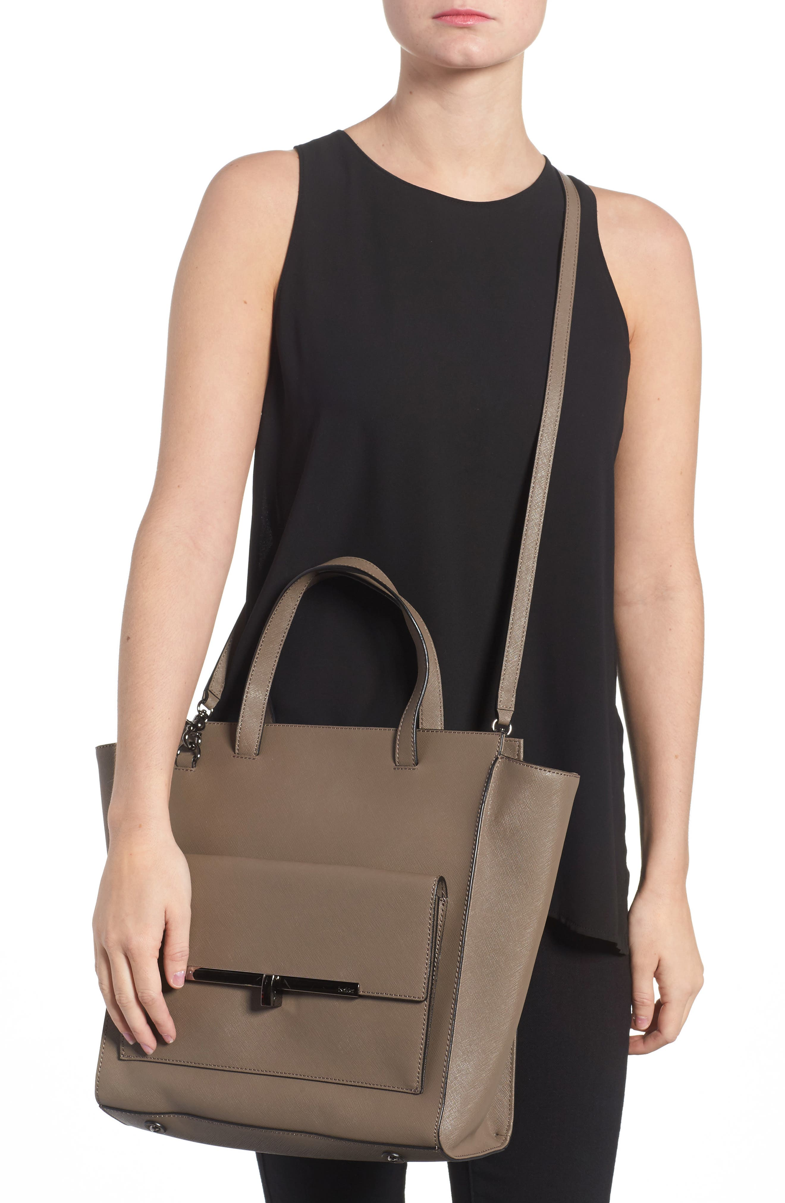 Alternate Image 2  - Botkier Jagger Leather Tote