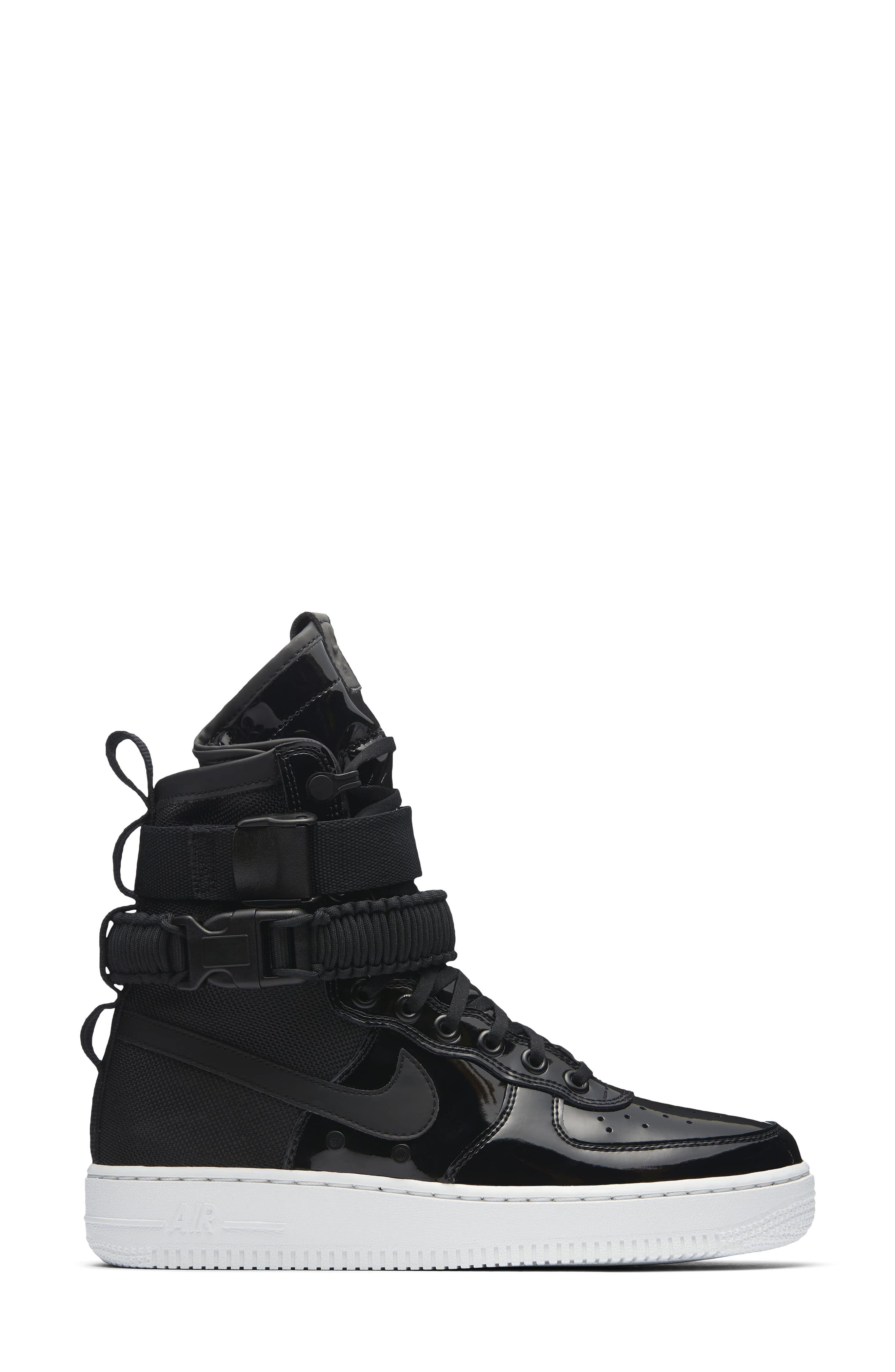 Alternate Image 5  - Nike SF Air Force 1 High Top Sneaker (Women)