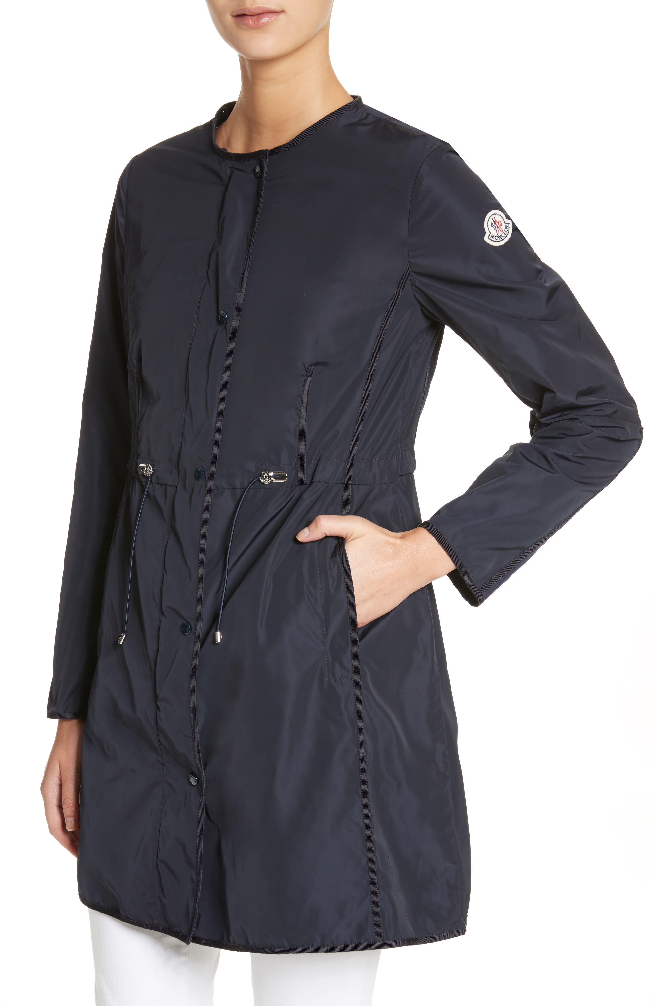 Alternate Image 4  - Moncler Anthemis Rain Coat