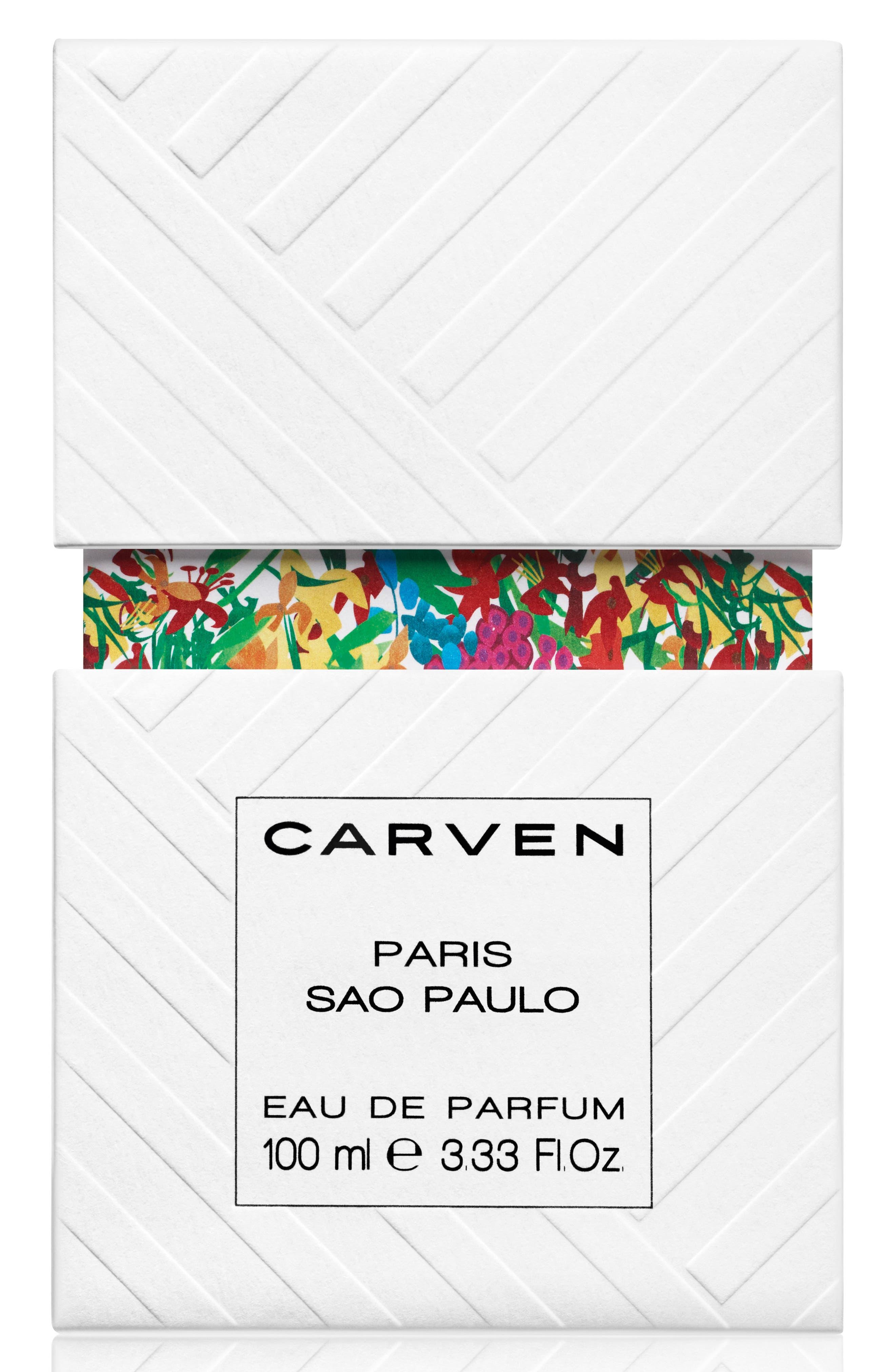 Alternate Image 5  - Carven Sao Paulo Eau de Parfum