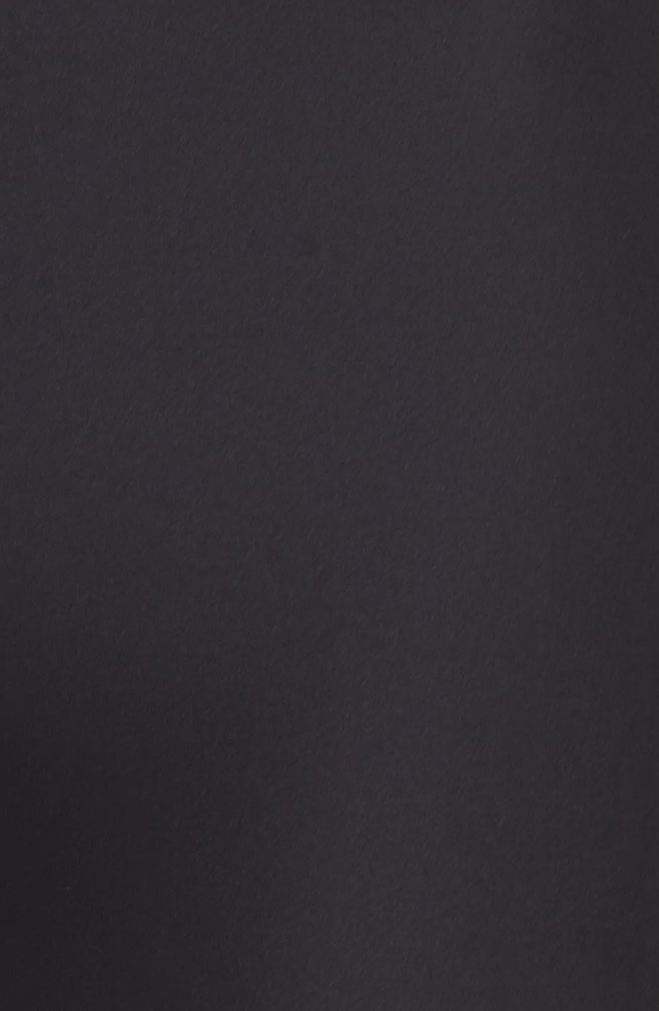 Ultra Lux Collegiate Leggings,                             Alternate thumbnail 6, color,                             Nero Rose Silver