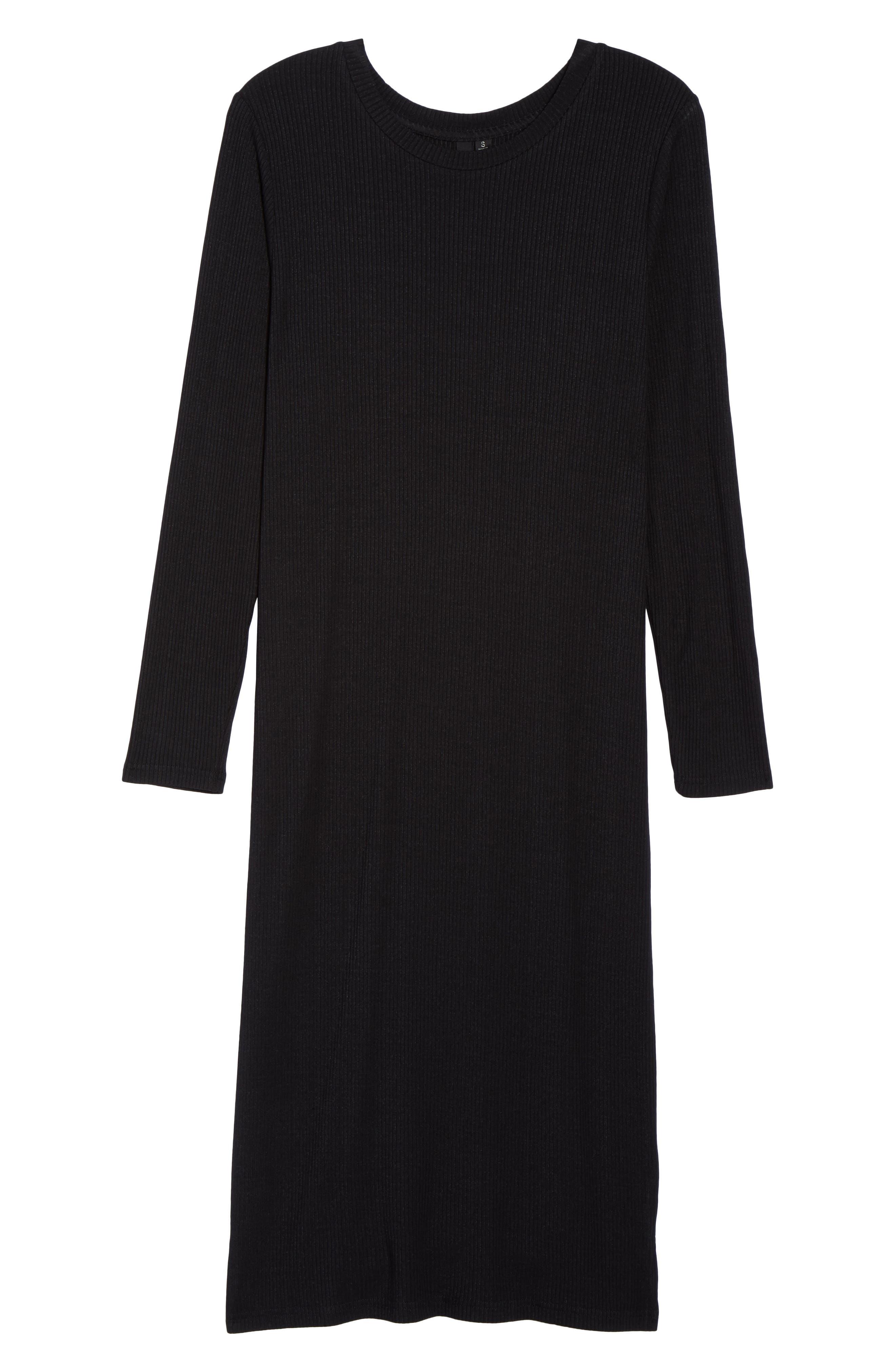 Alternate Image 6  - Knot Sisters Midi Dress