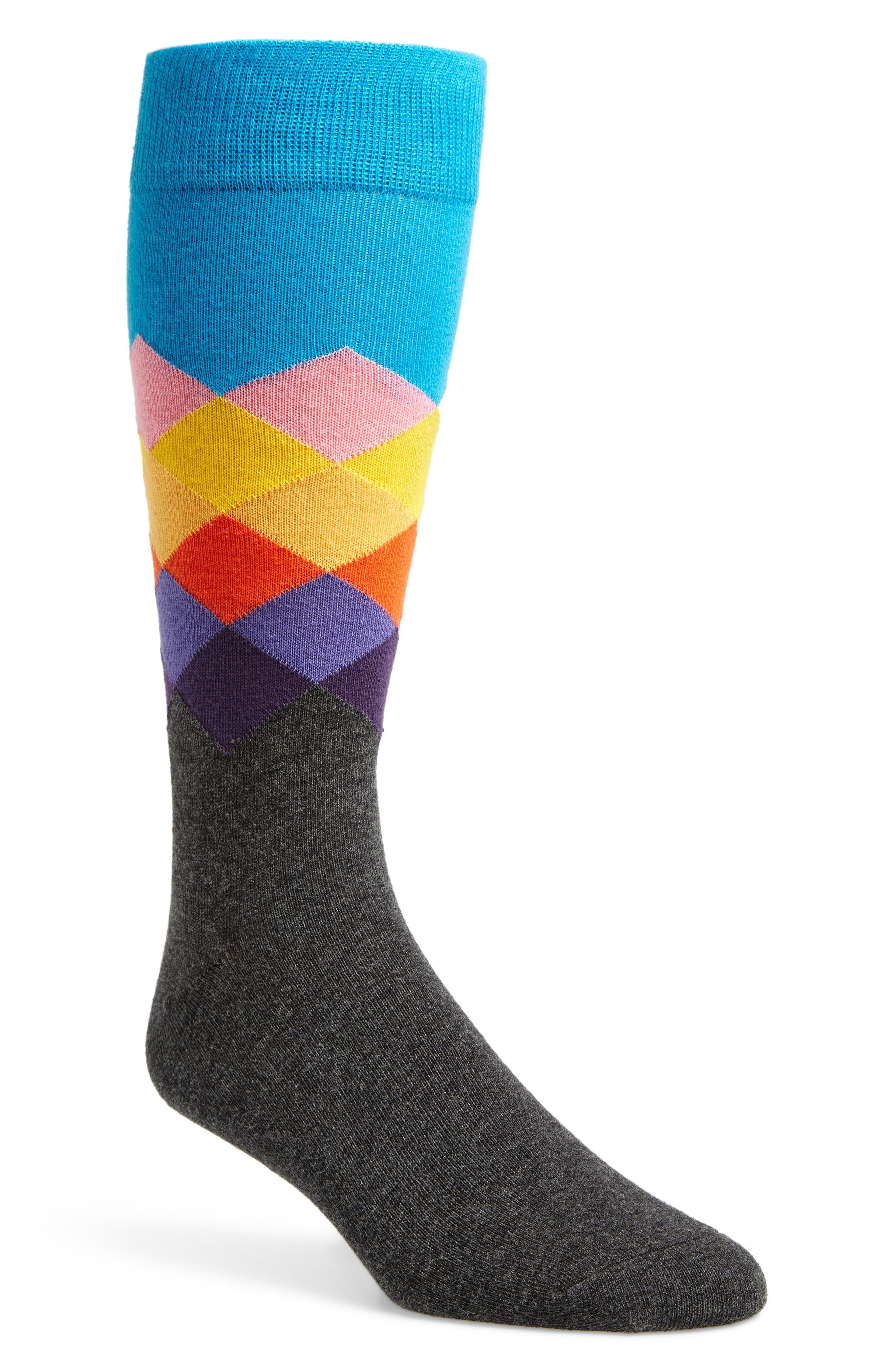 Happy Socks Diamond Socks (3 for $30)