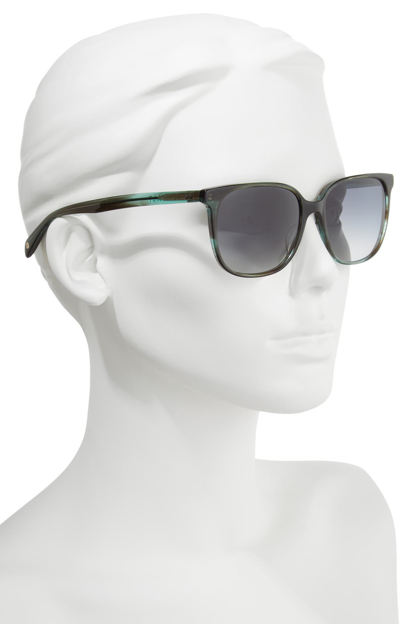 Alternate Image 2  - Salt Kintner 55mm Polarized Cat Eye Sunglasses