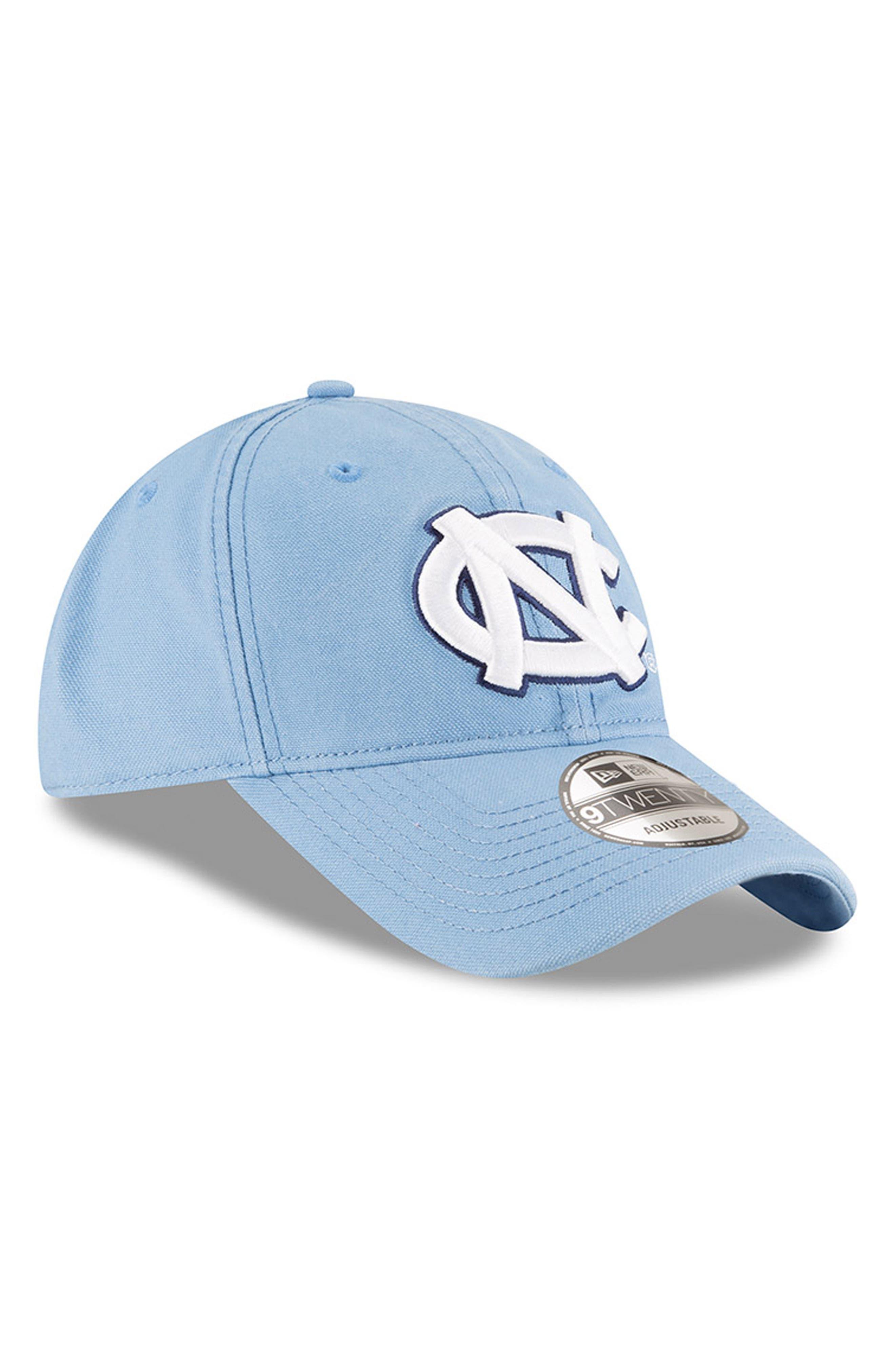 New Era Collegiate Core Classic - North Carolina Tar Heels Baseball Cap,                             Alternate thumbnail 4, color,                             North Carolina Tar Heels
