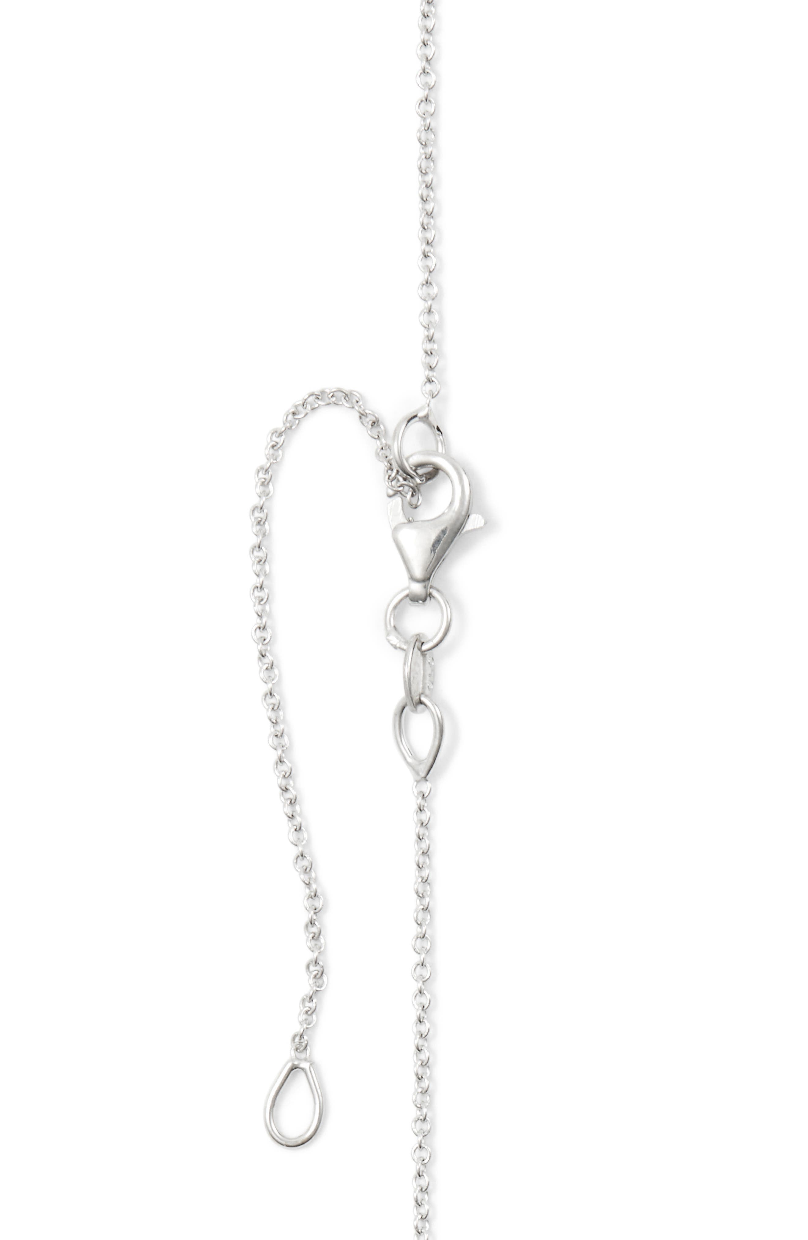 Alternate Image 5  - Bony Levy 'Circle of Life' Small Diamond Pendant Necklace (Nordstrom Exclusive)