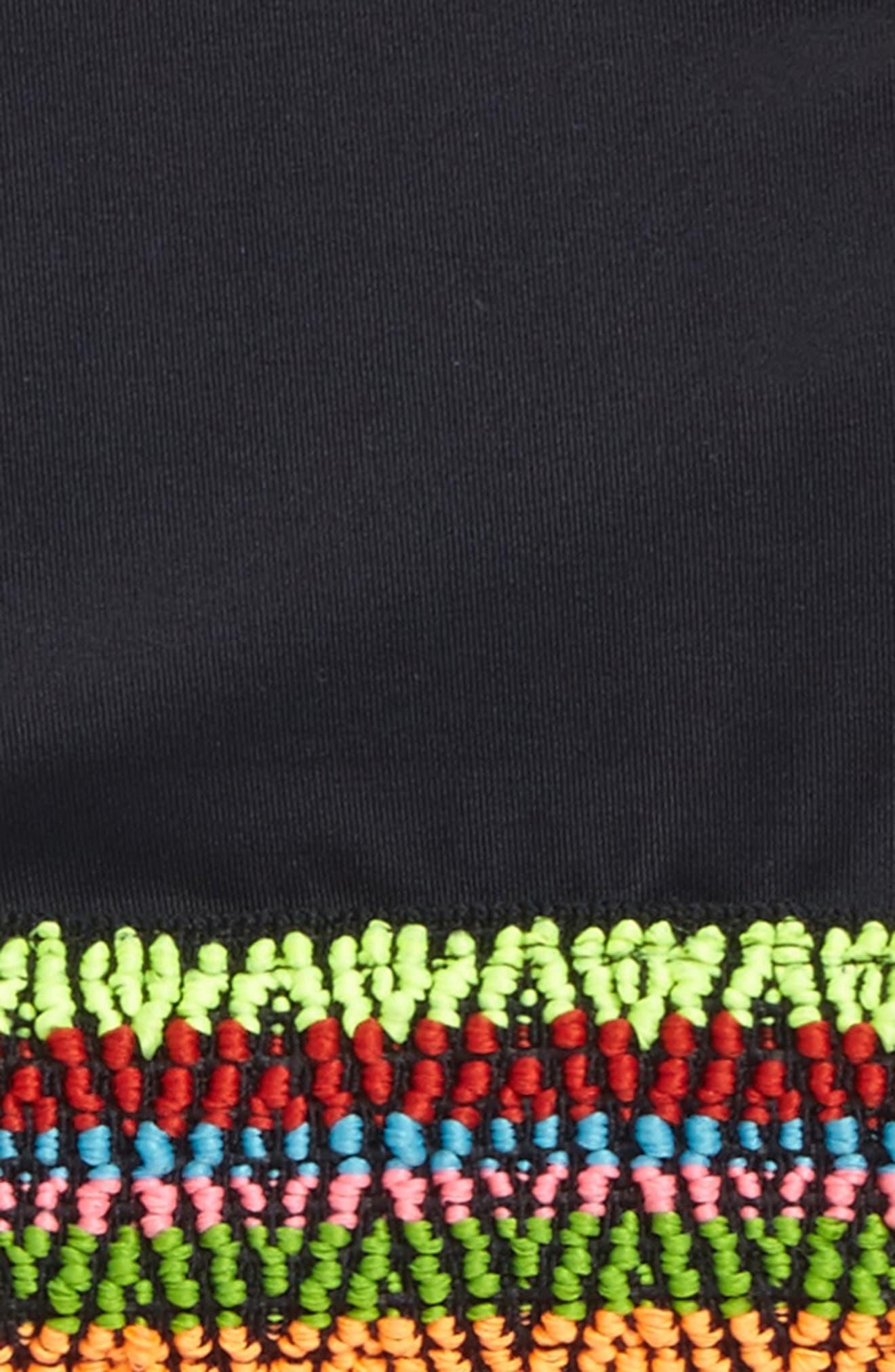 Zoni Two-Piece Swimsuit,                             Alternate thumbnail 2, color,                             Black