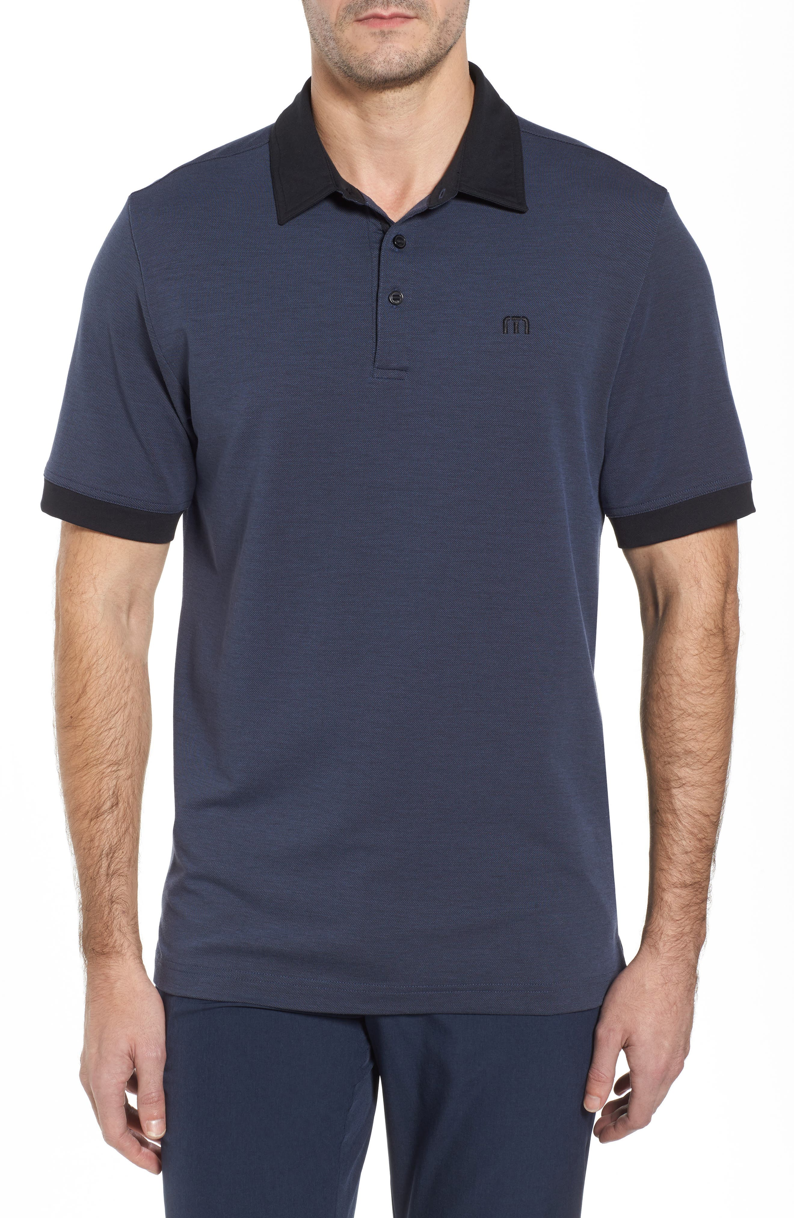 Travis Mathew The Signal Polo