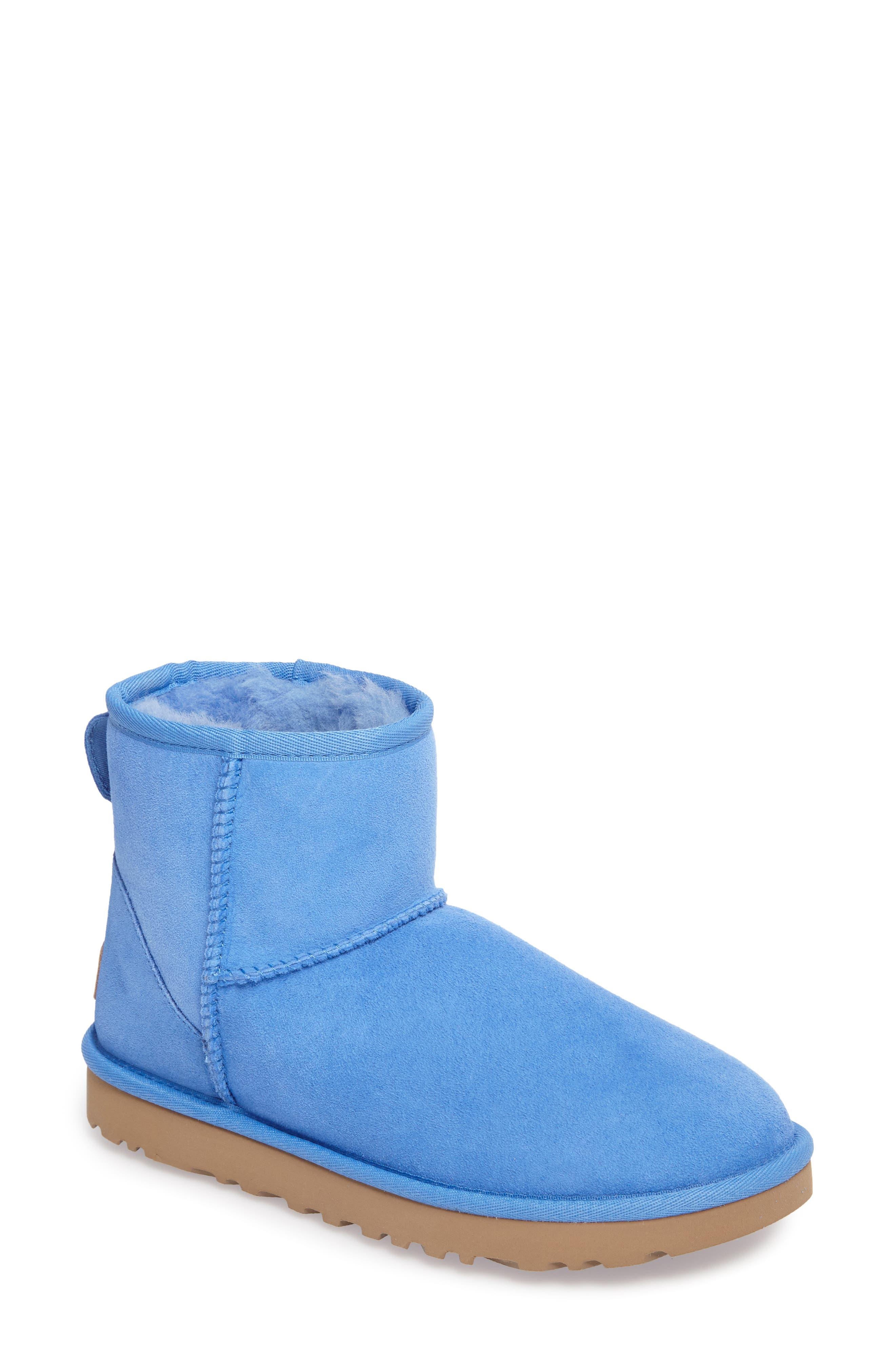 Main Image - UGG® 'Classic Mini II' Genuine Shearling Lined Boot (Women)