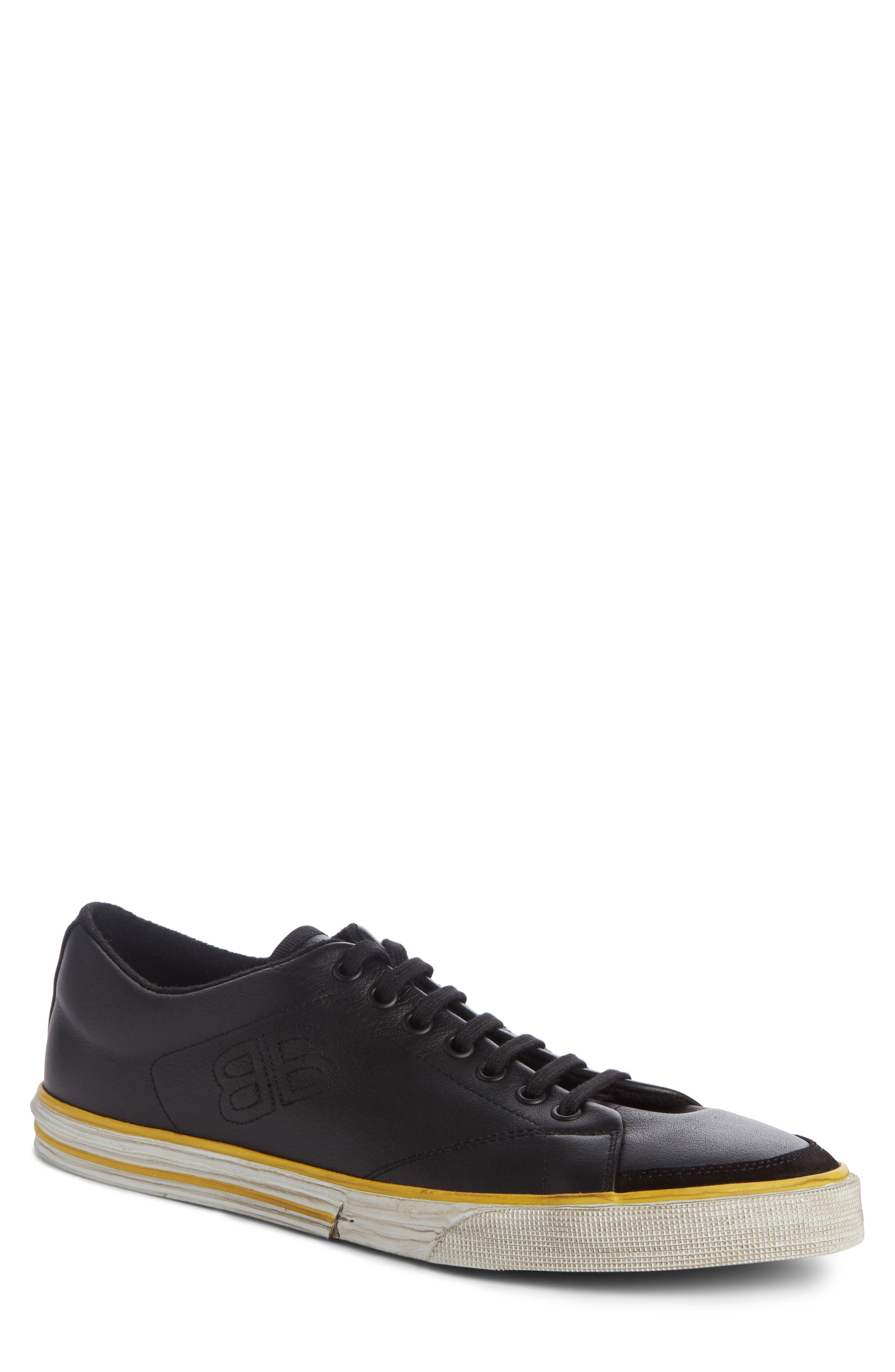 Alternate Image 1 Selected - Balenciaga Logo Sole Sneaker (Men)