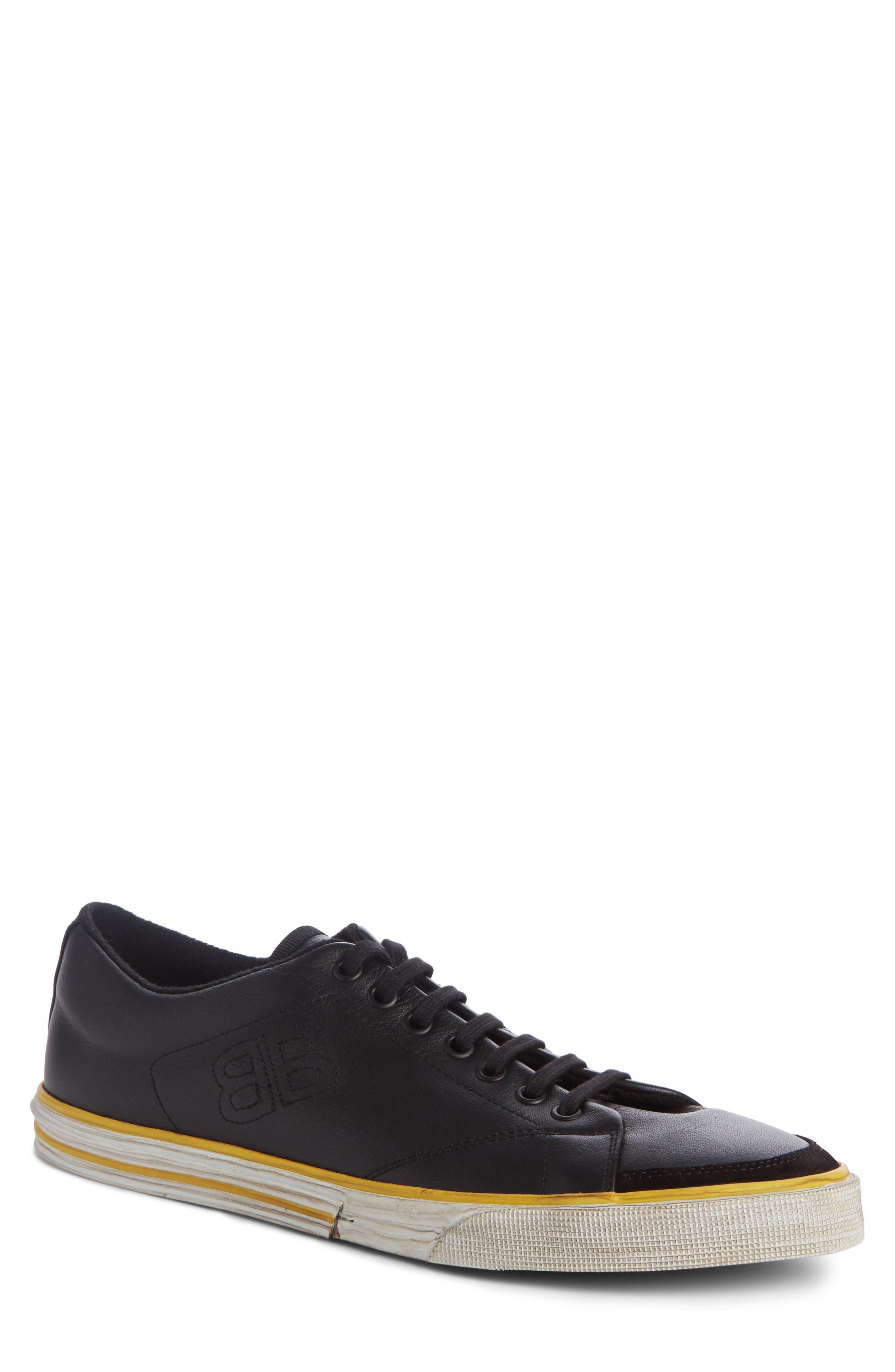 Balenciaga Logo Sole Sneaker (Men)