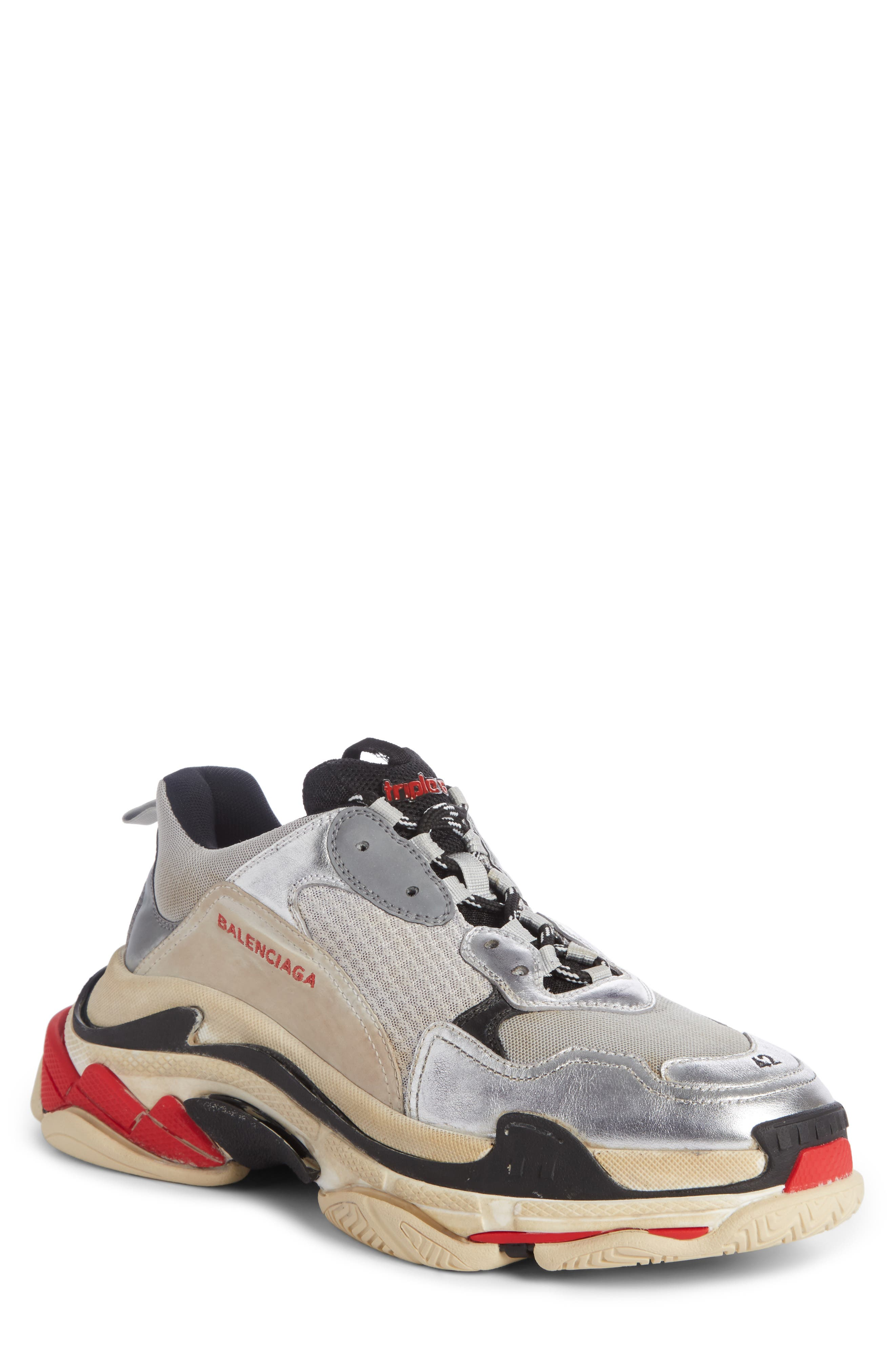 Main Image - Balenciaga Triple S Retro Sneaker (Men)