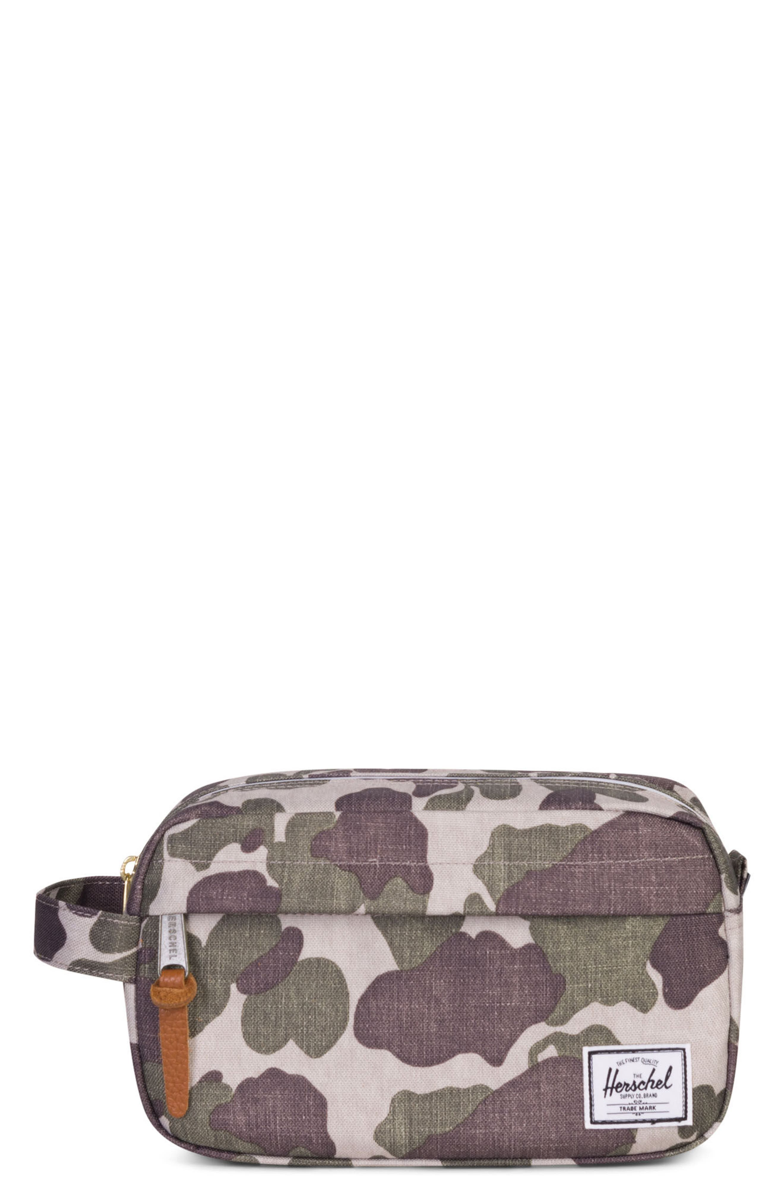 Carry-On Travel Kit,                         Main,                         color, Frog Camo