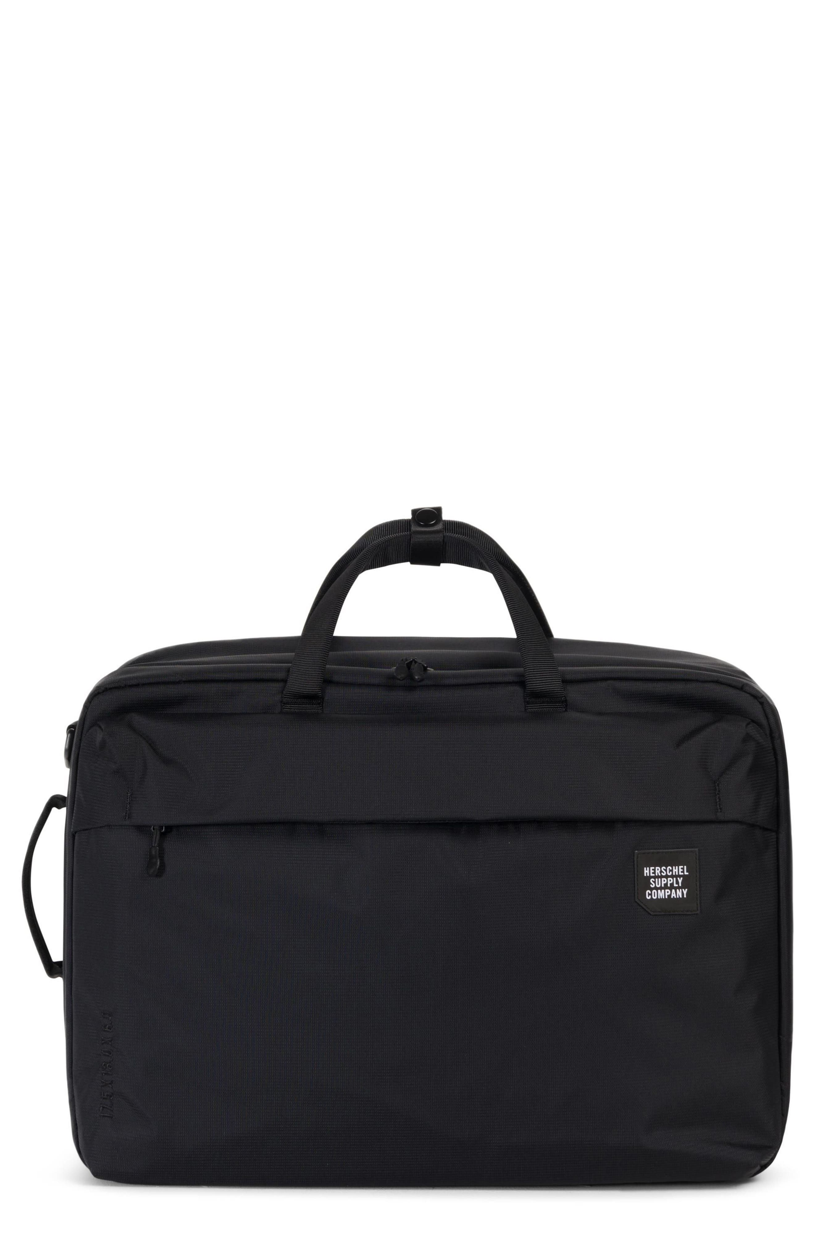 Herschel Supply Co. Britannia XL Convertible Messenger Bag
