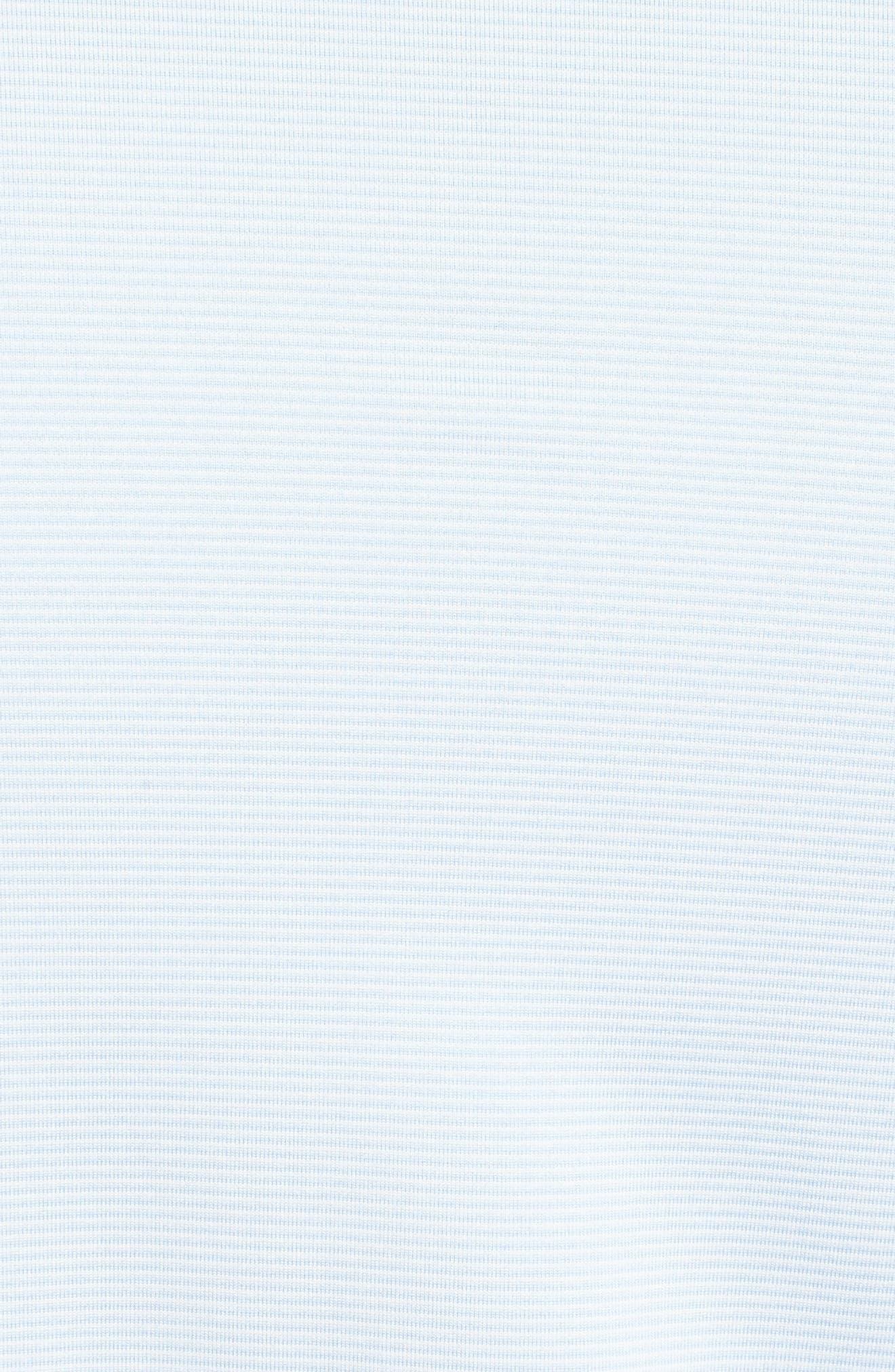 Alternate Image 5  - Nike Dry Control Stripe Polo