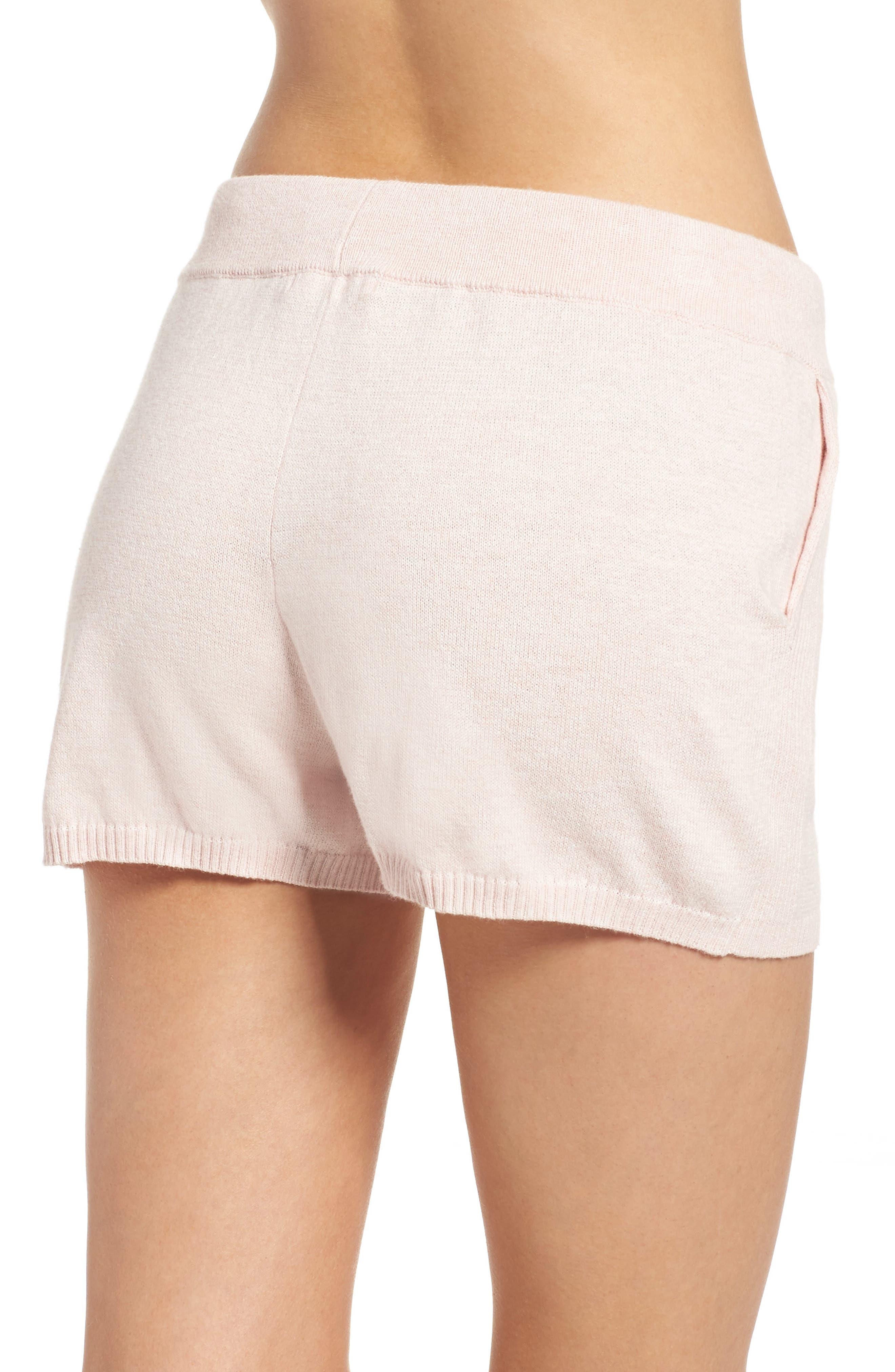 Vic Lounge Shorts,                             Alternate thumbnail 2, color,                             Soft Pink
